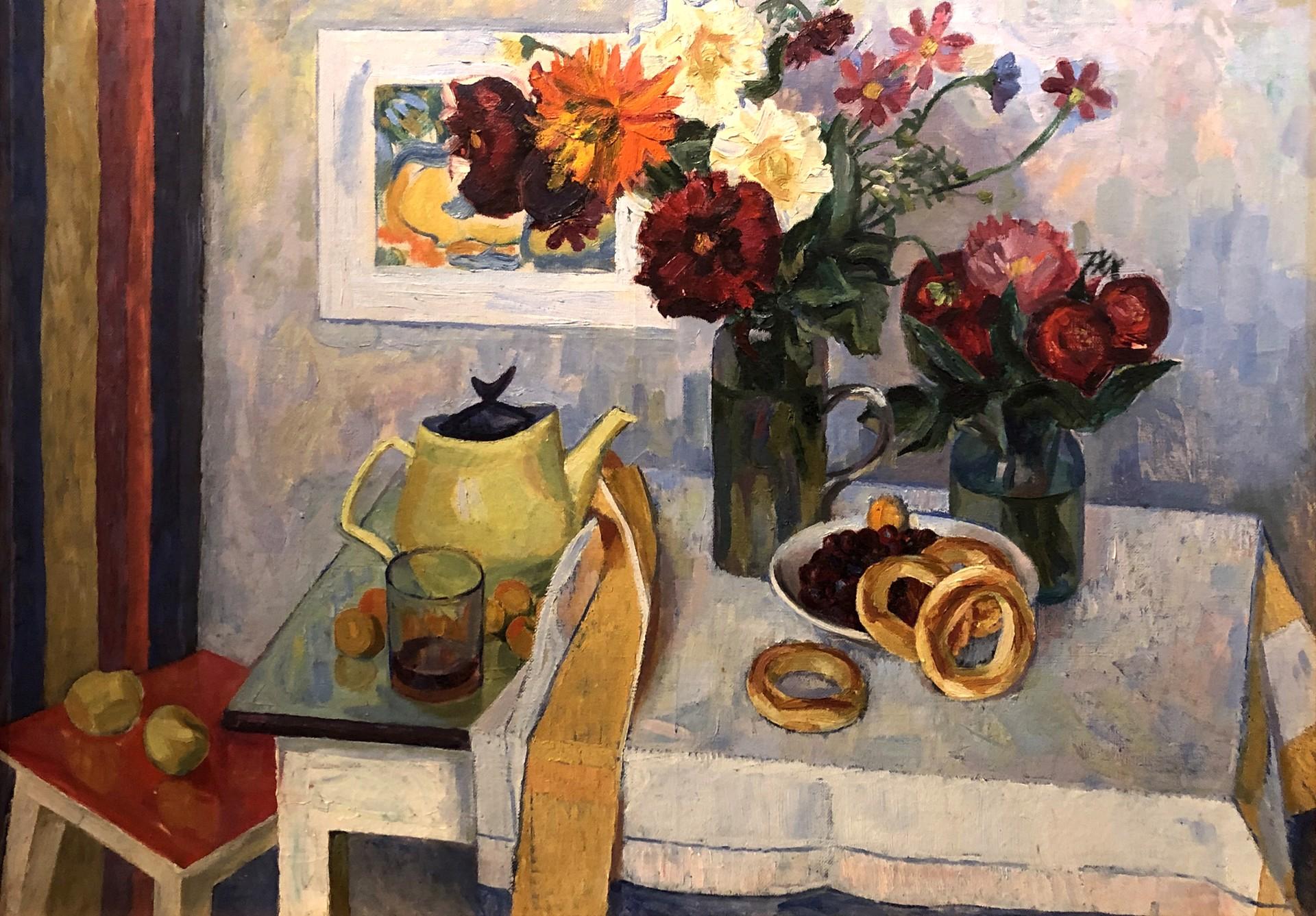 Eduard Ivanovich Astashev - Still Life by Russian Artists