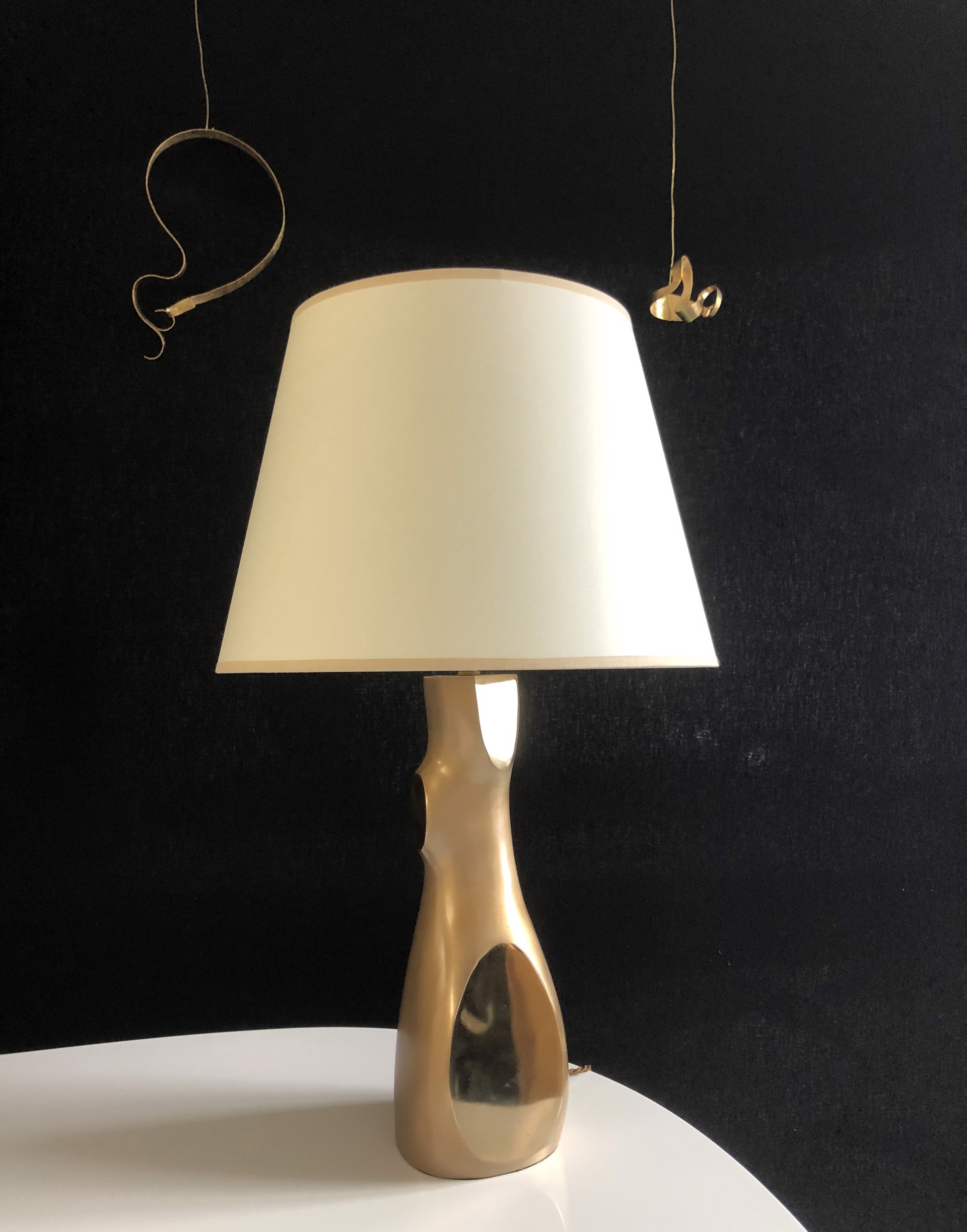Table lamps in Bronze