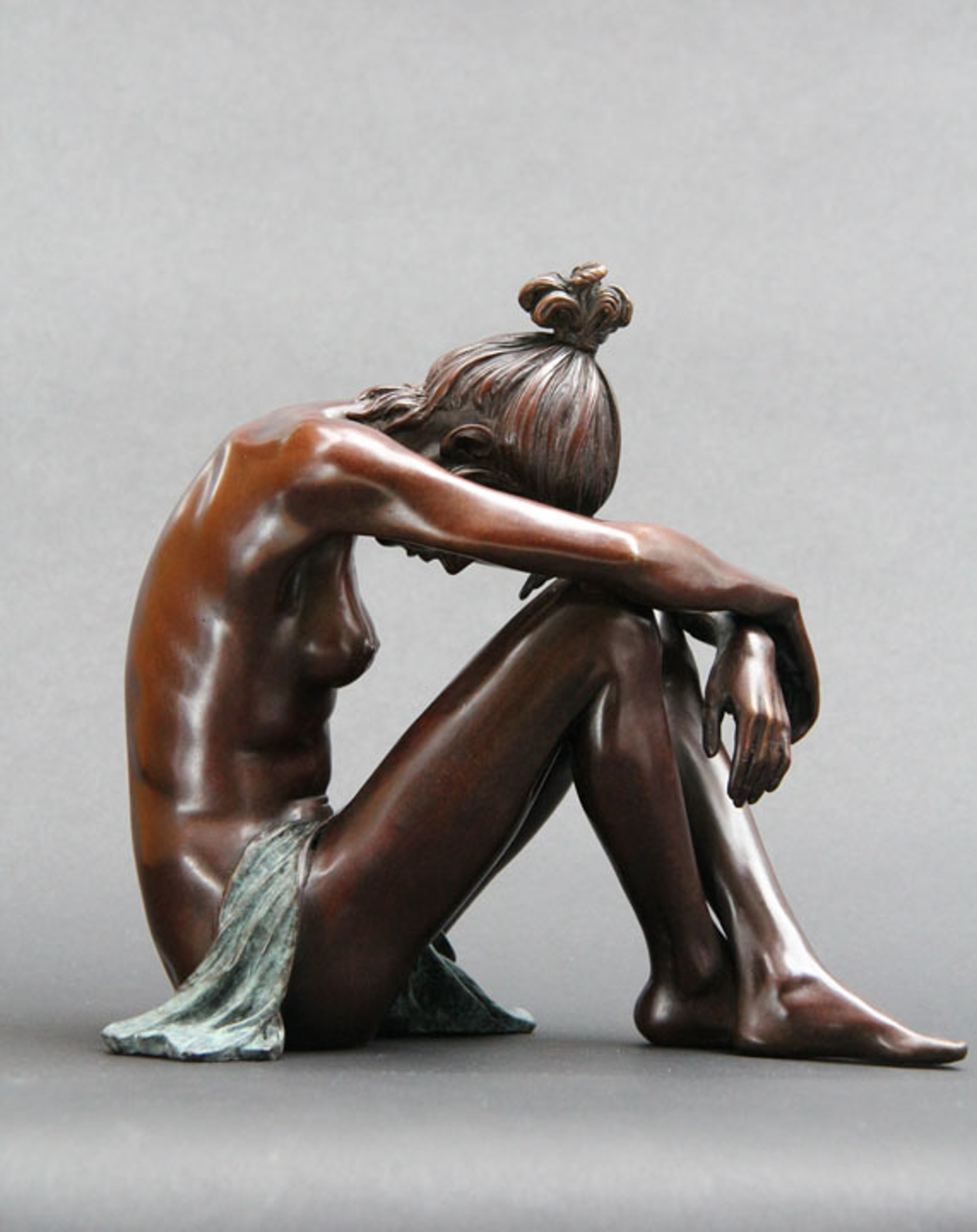 Bather - Midday Sun by Michael Talbot