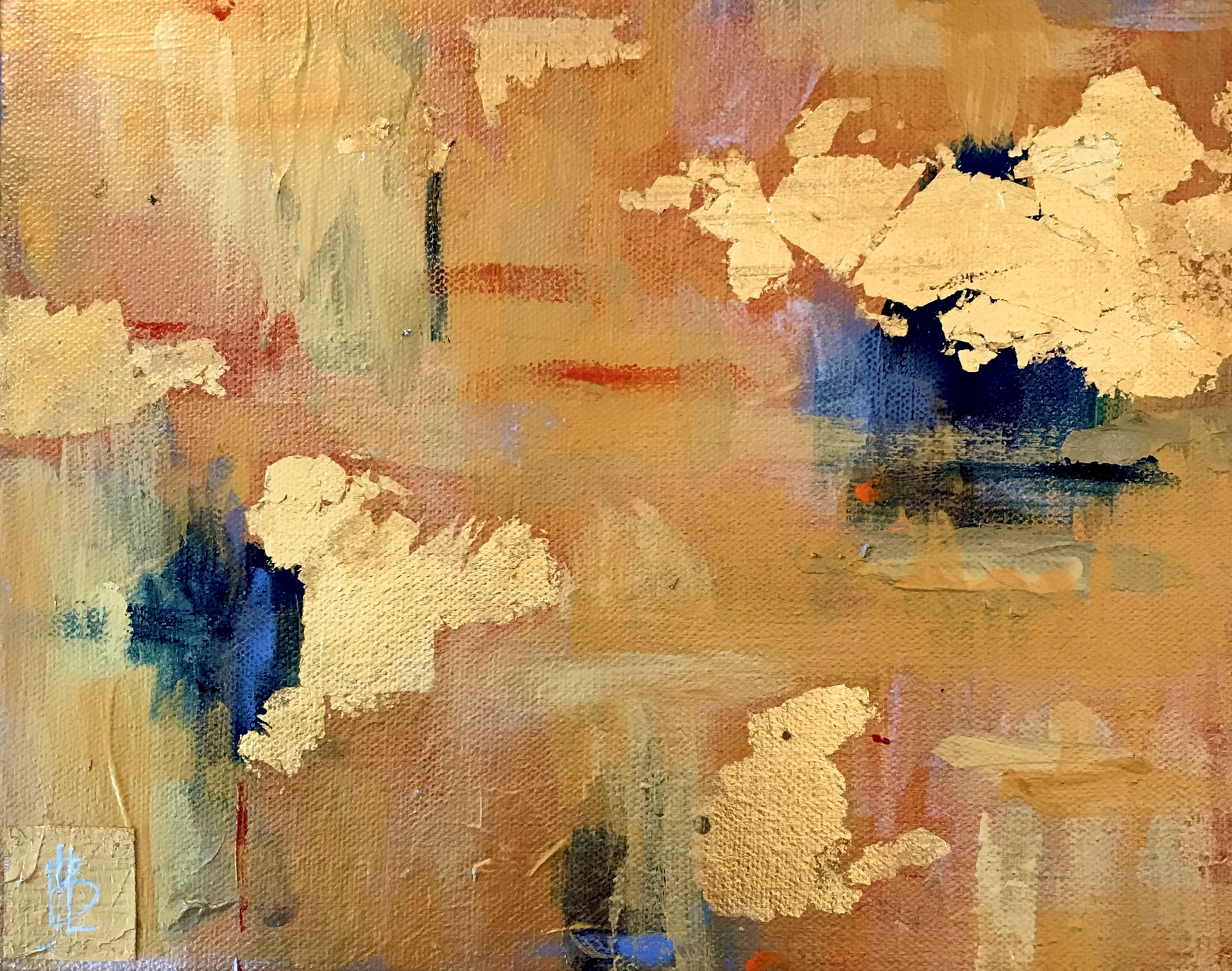 Beauty No. 16 by Leslie Poteet Busker
