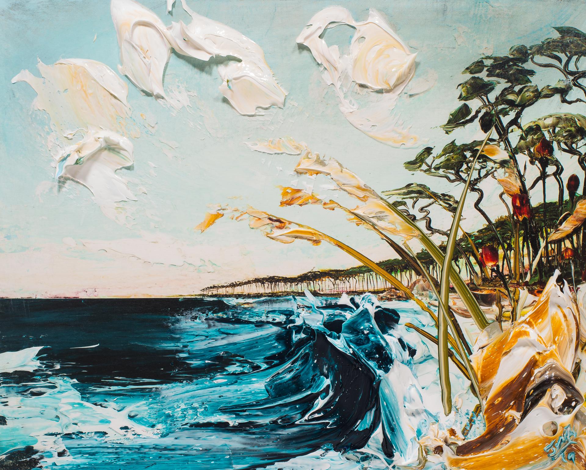 SEASCAPE HPAE 19/50 by Justin Gaffrey