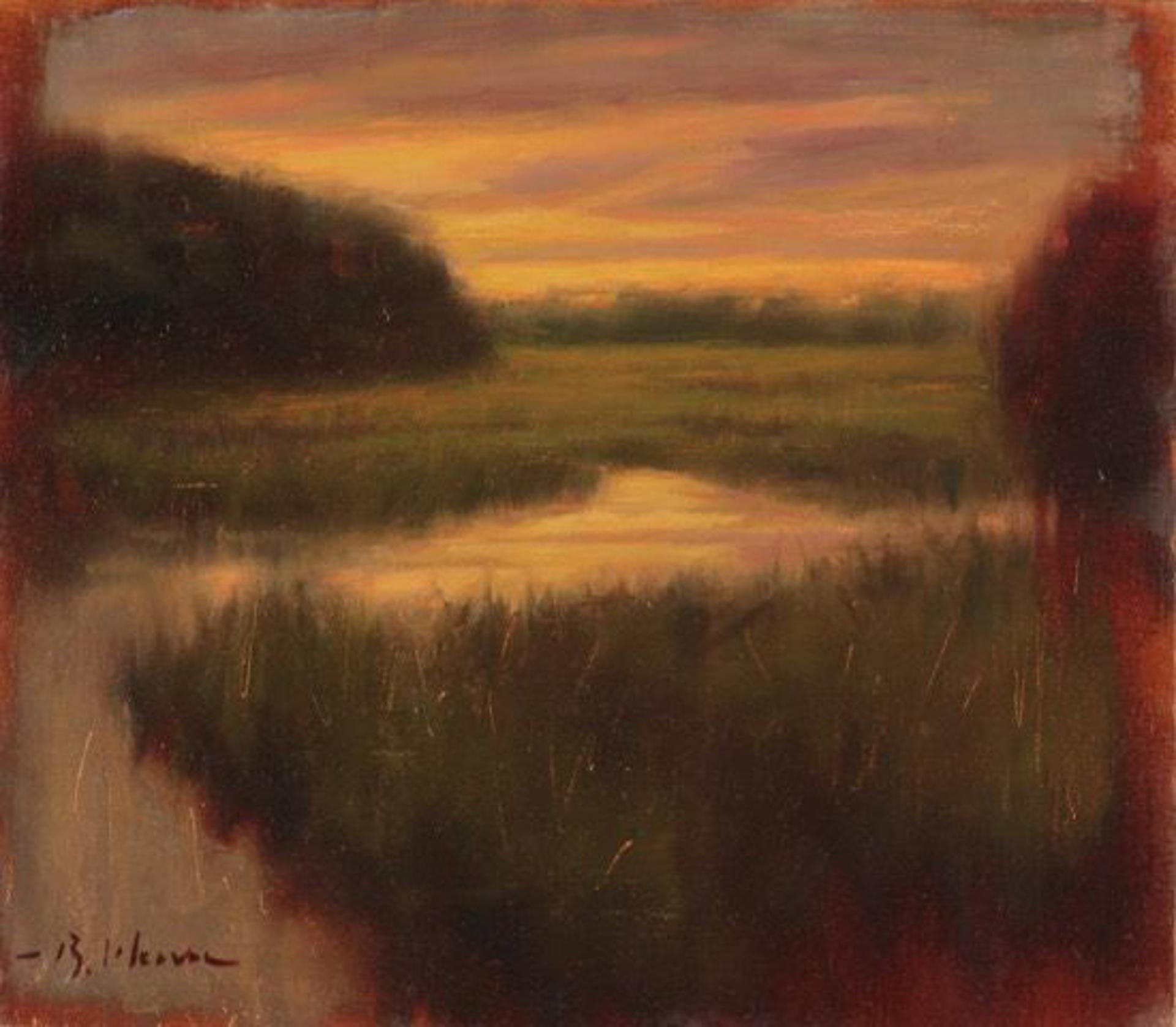 Evening Glow by Brett Weaver