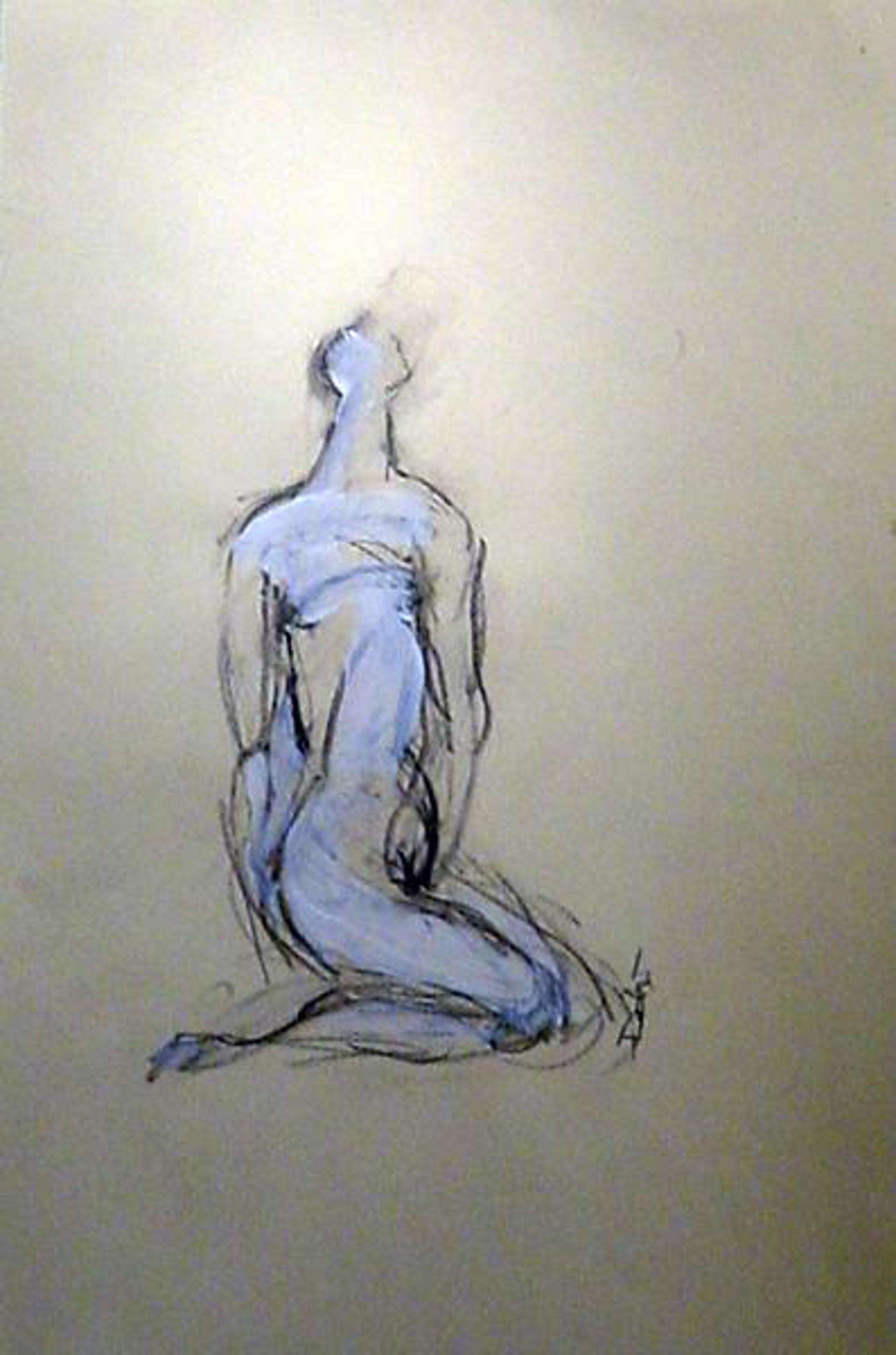 Namaste by Chrissy Dolan-Terrasi