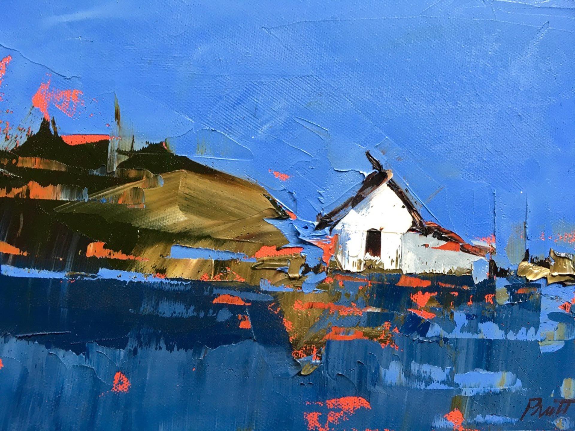 Blue Sky by Sandra Pratt