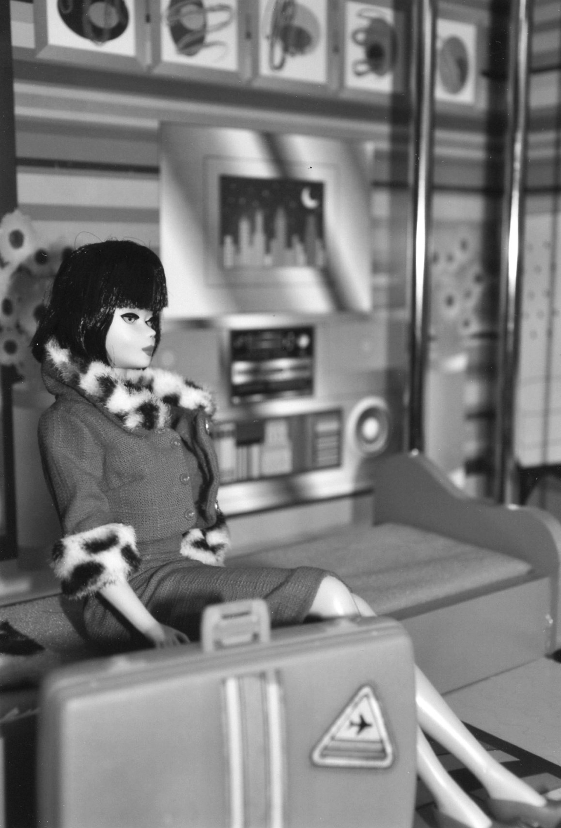 The End of the Affair #4- Barbie 1965 by Andrea McCafferty