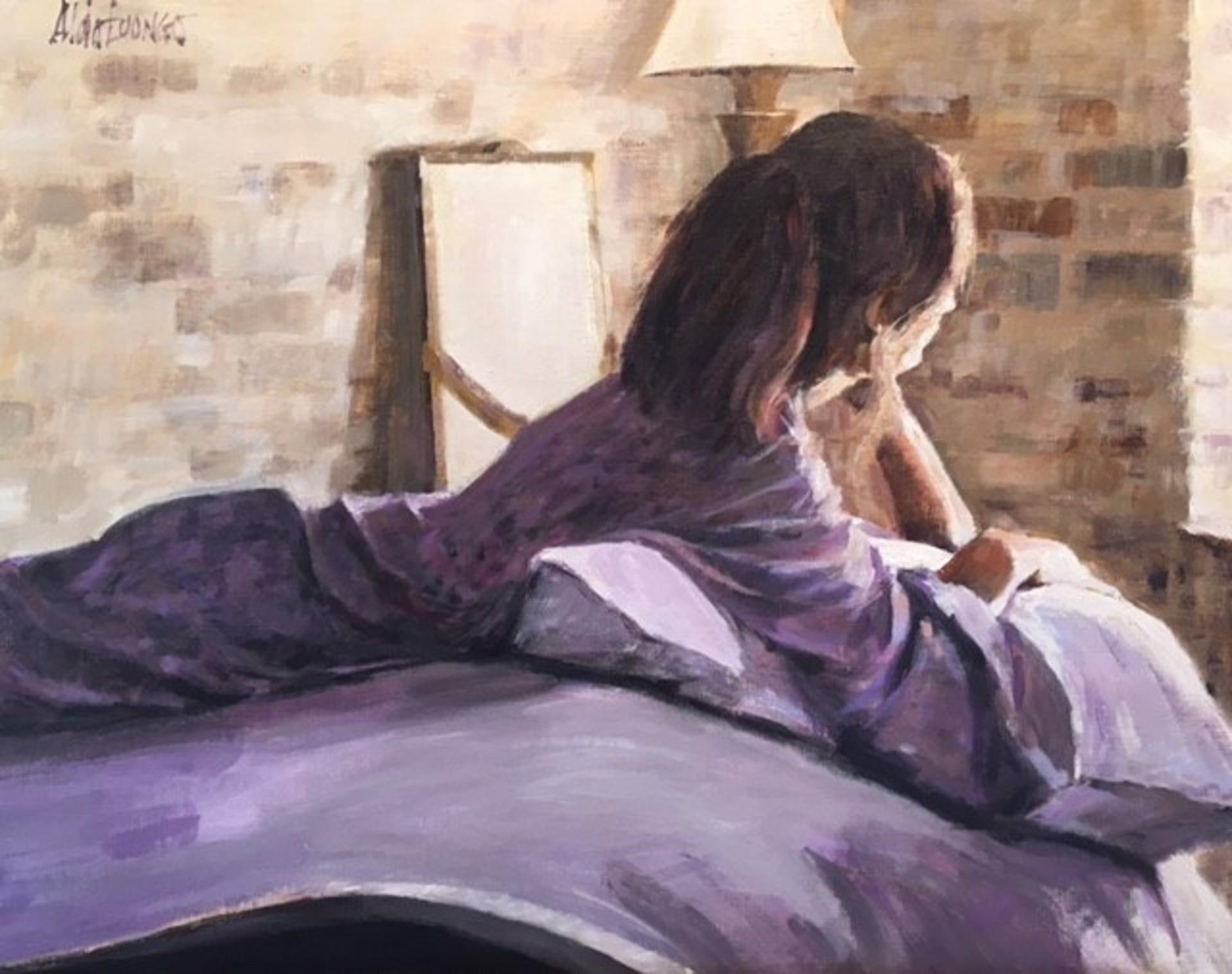 The Window by Aldo Luongo