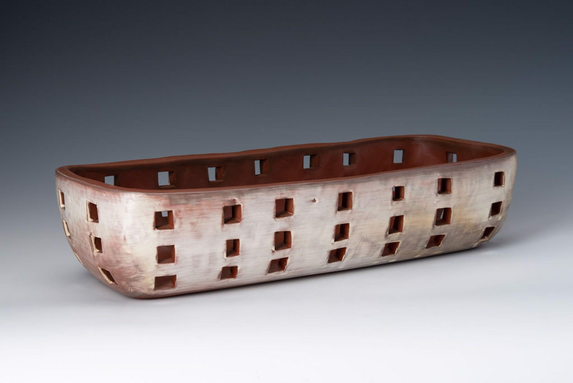 Long Basket by Julie Crosby