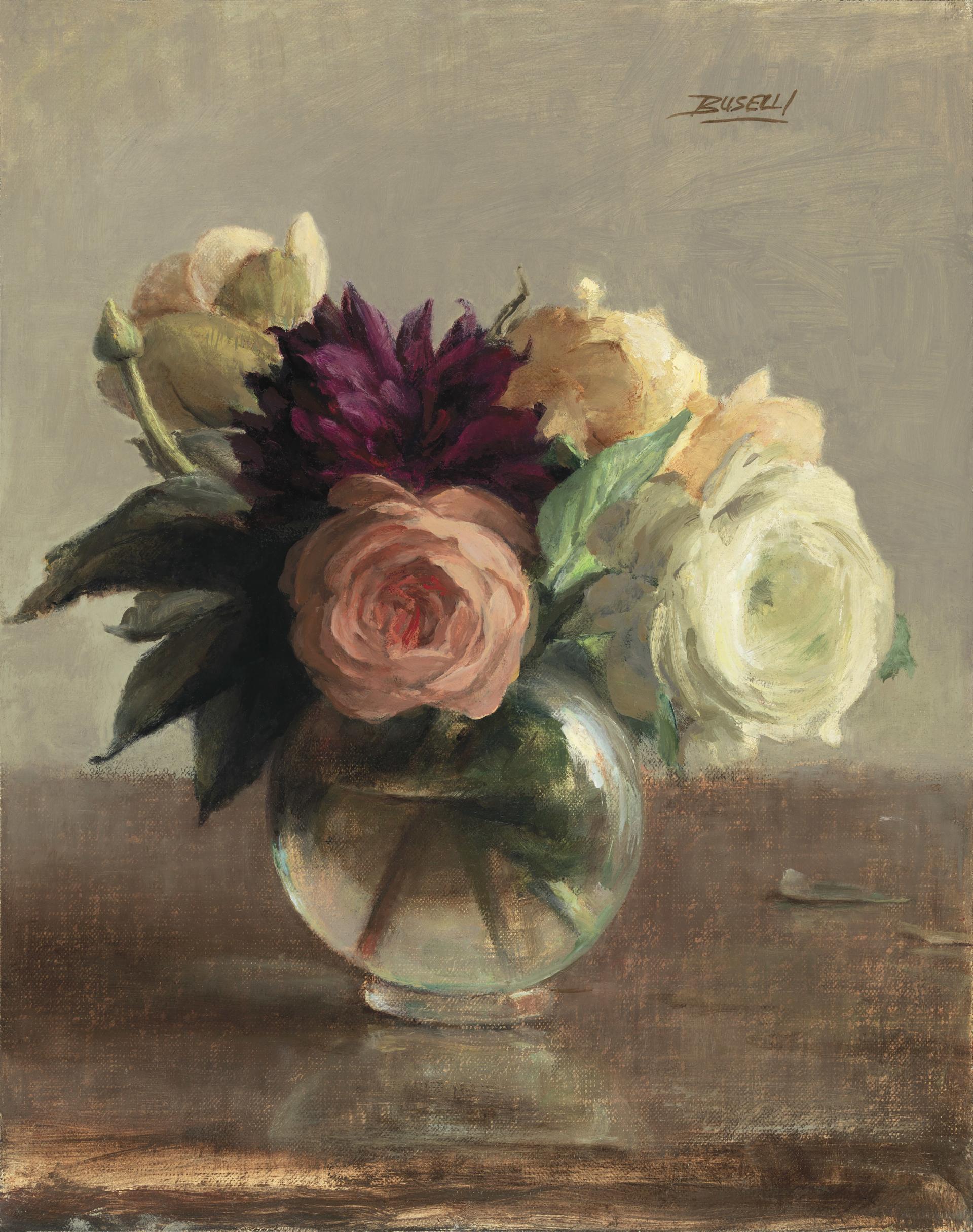 Floral Bouquet by ELLEN BUSELLI, opa