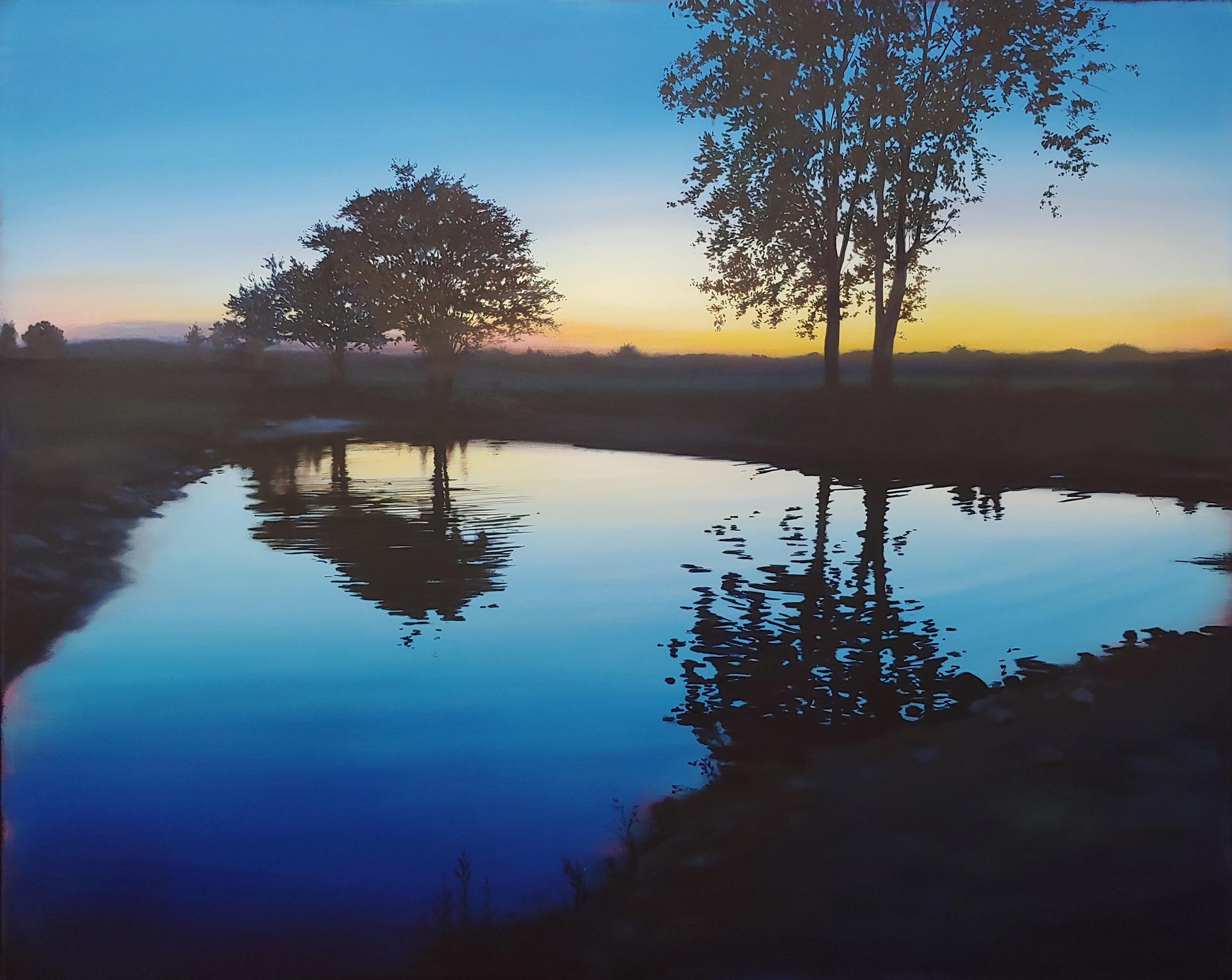 Stillness by Dan Miller