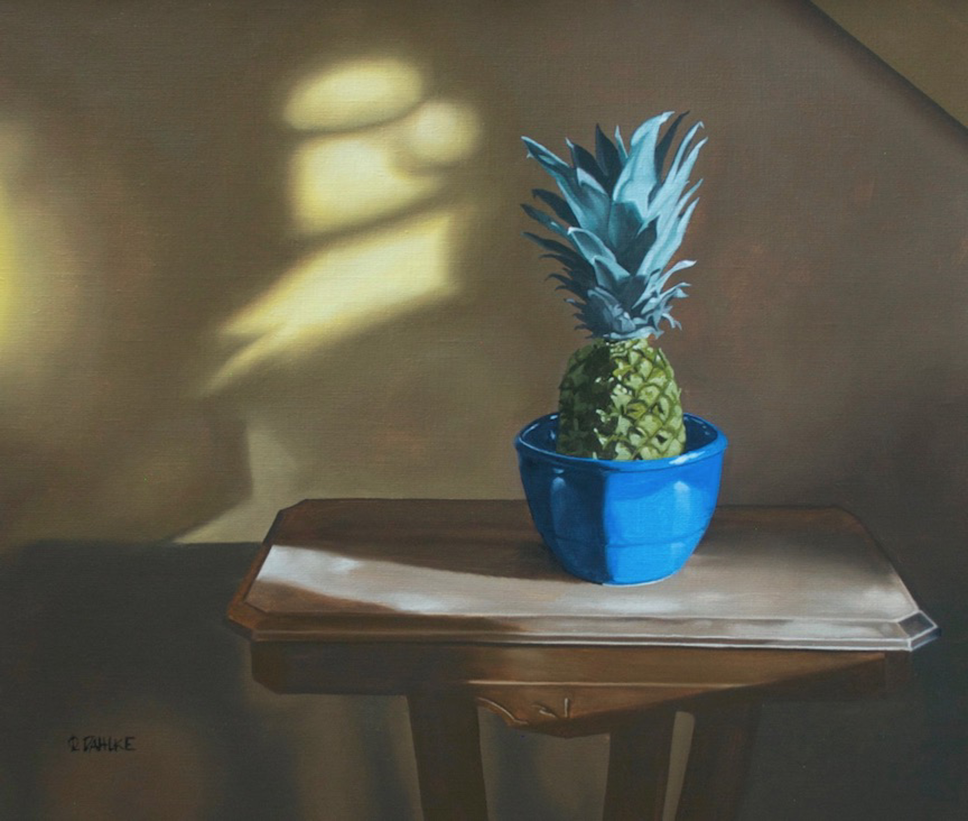 The Pineapple by Don Dahlke