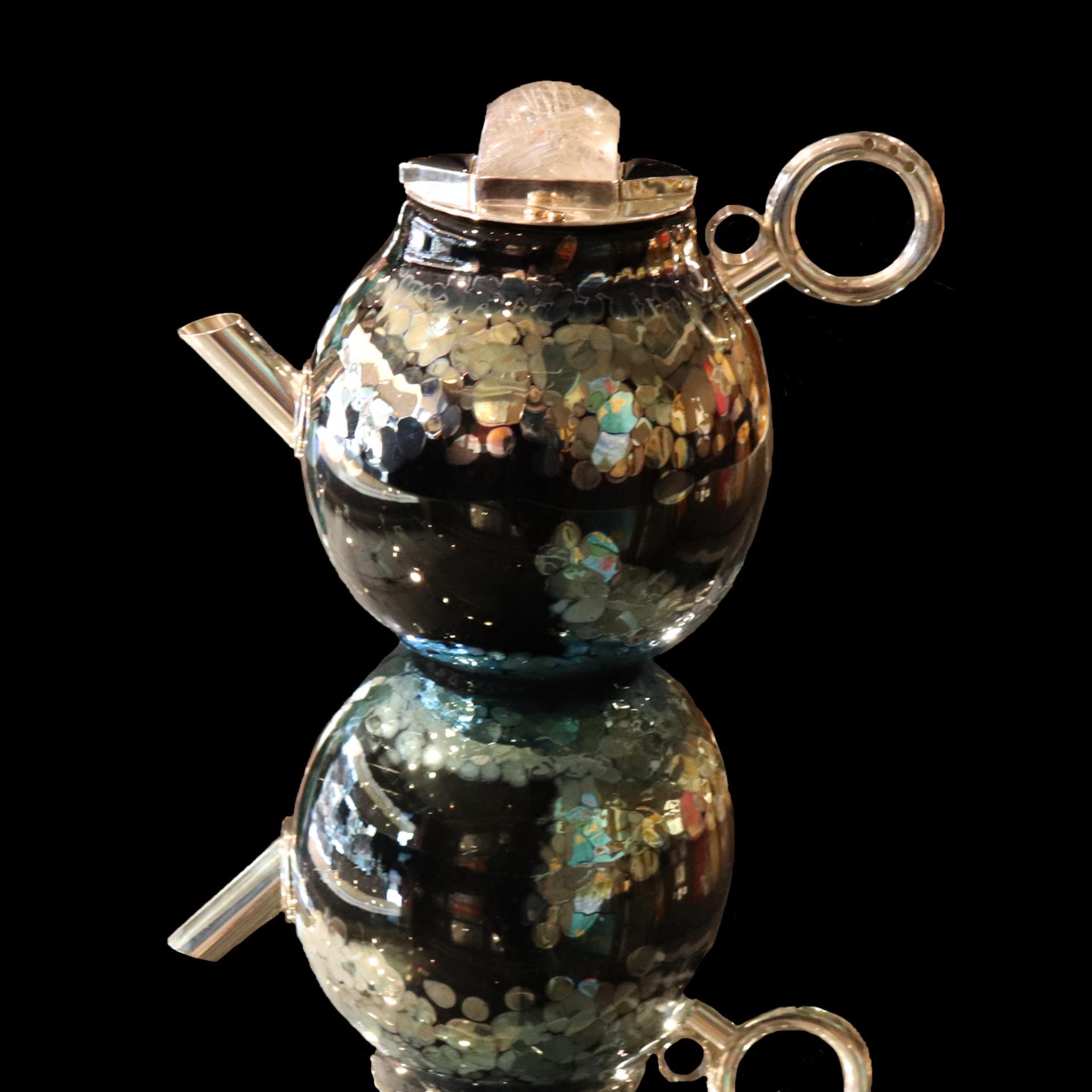 Teapot #1 by Elaine Hyde