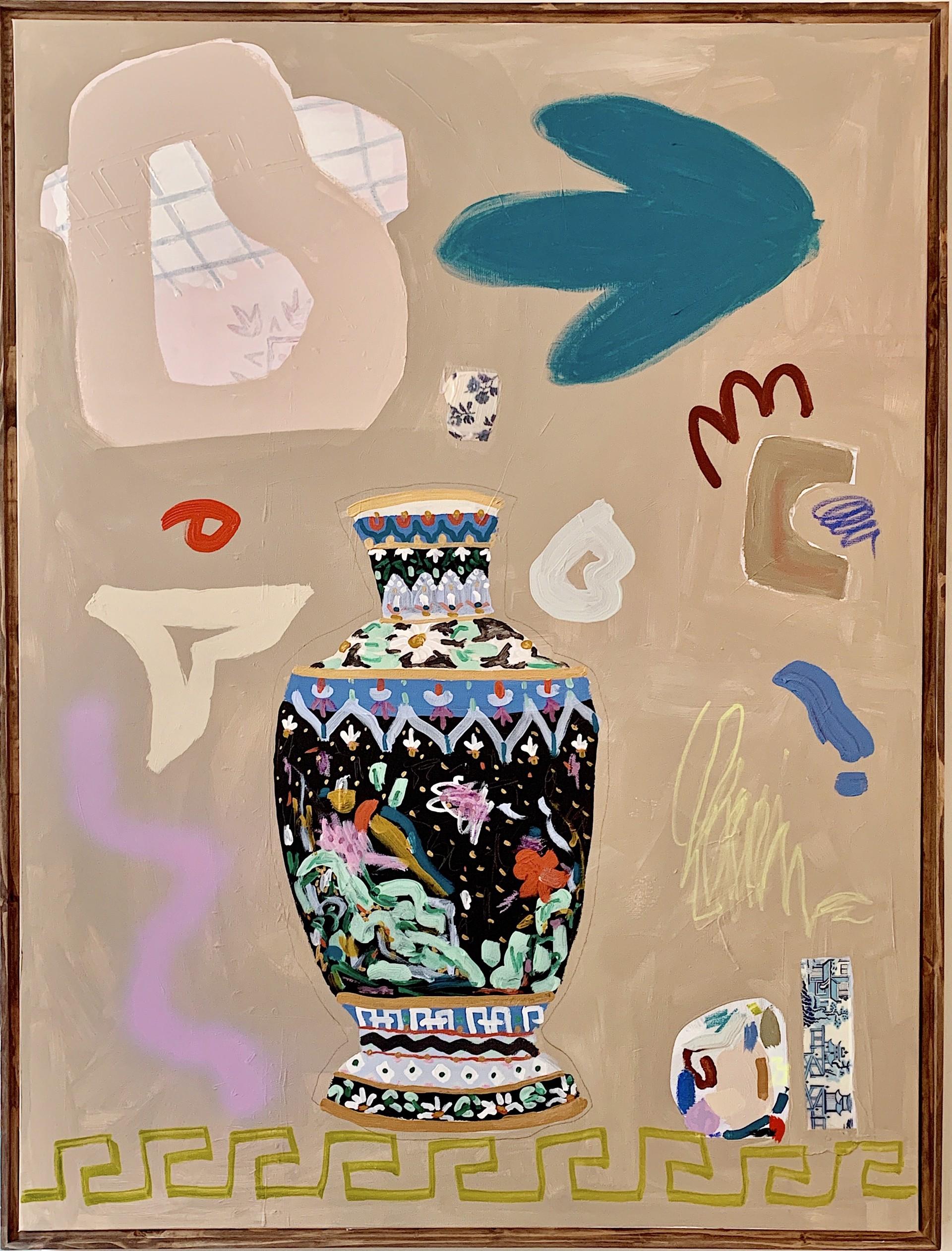 Feelings Urn by Kathleen Jones