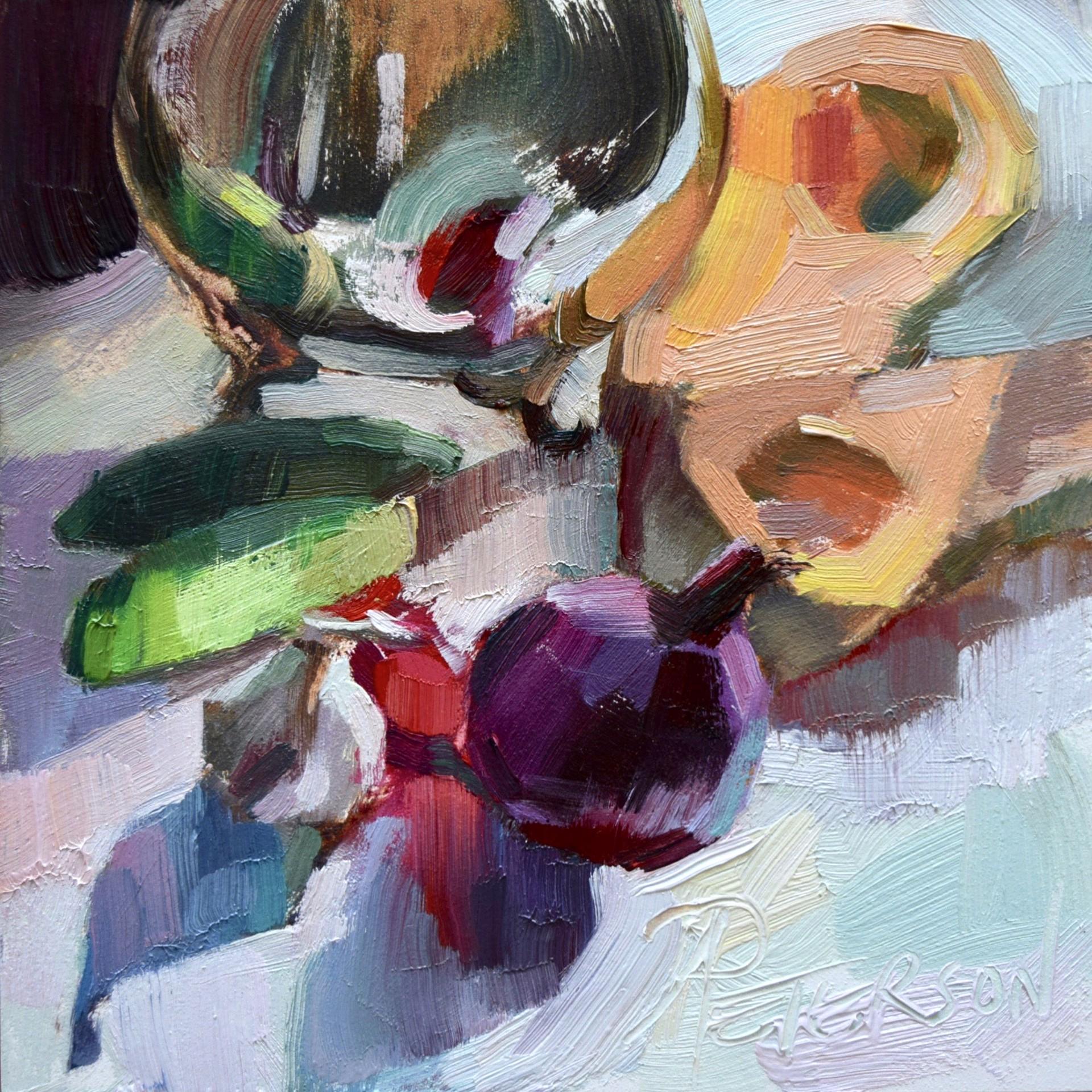 Soup du Jour by Amy R. Peterson