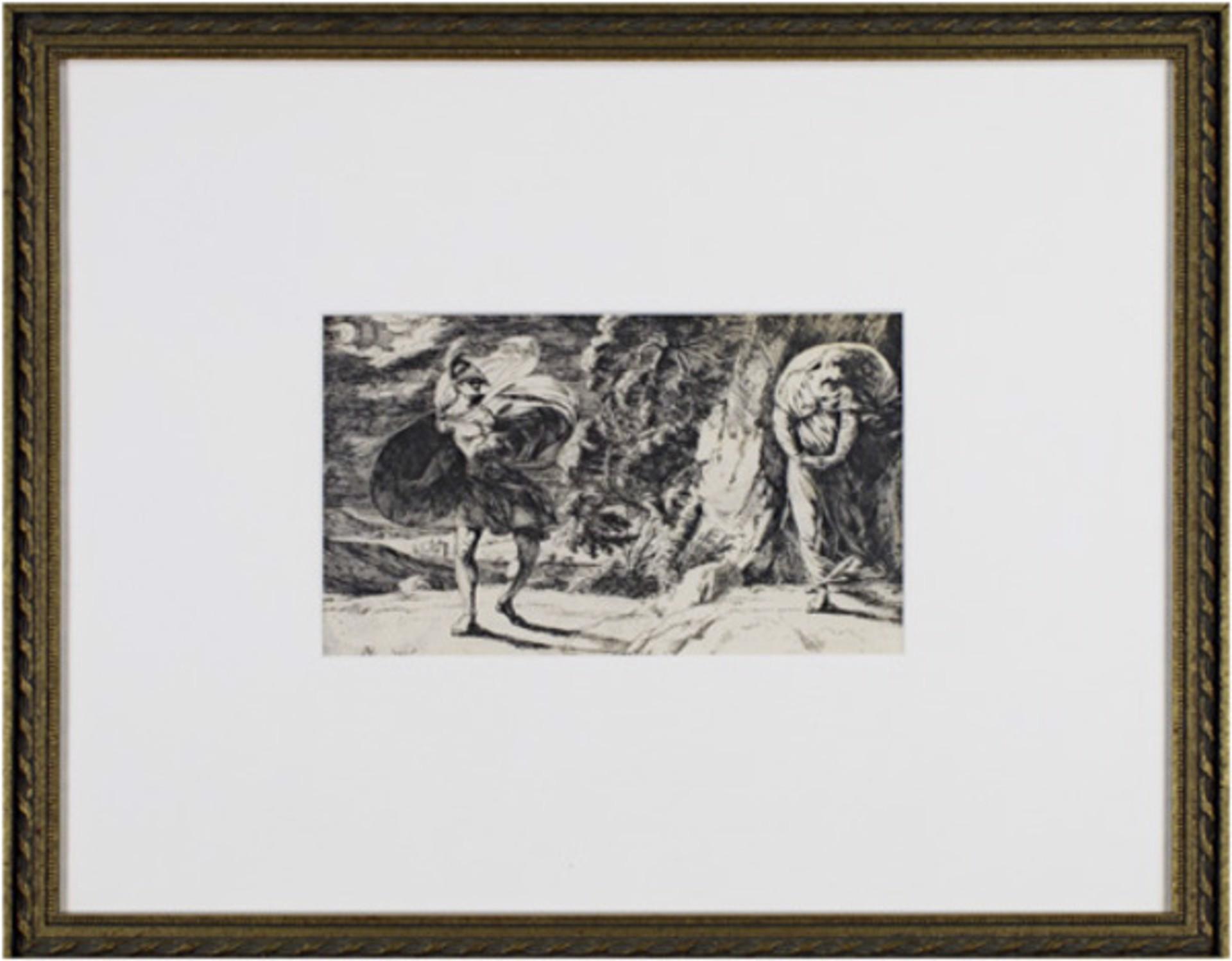 Perseus and Andromeda by Alexander Runciman