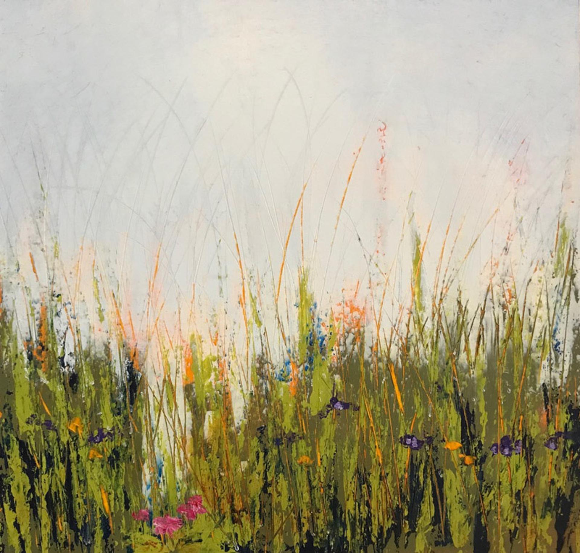 Sandhills Blooms #1 by Lori Elliott-Bartle