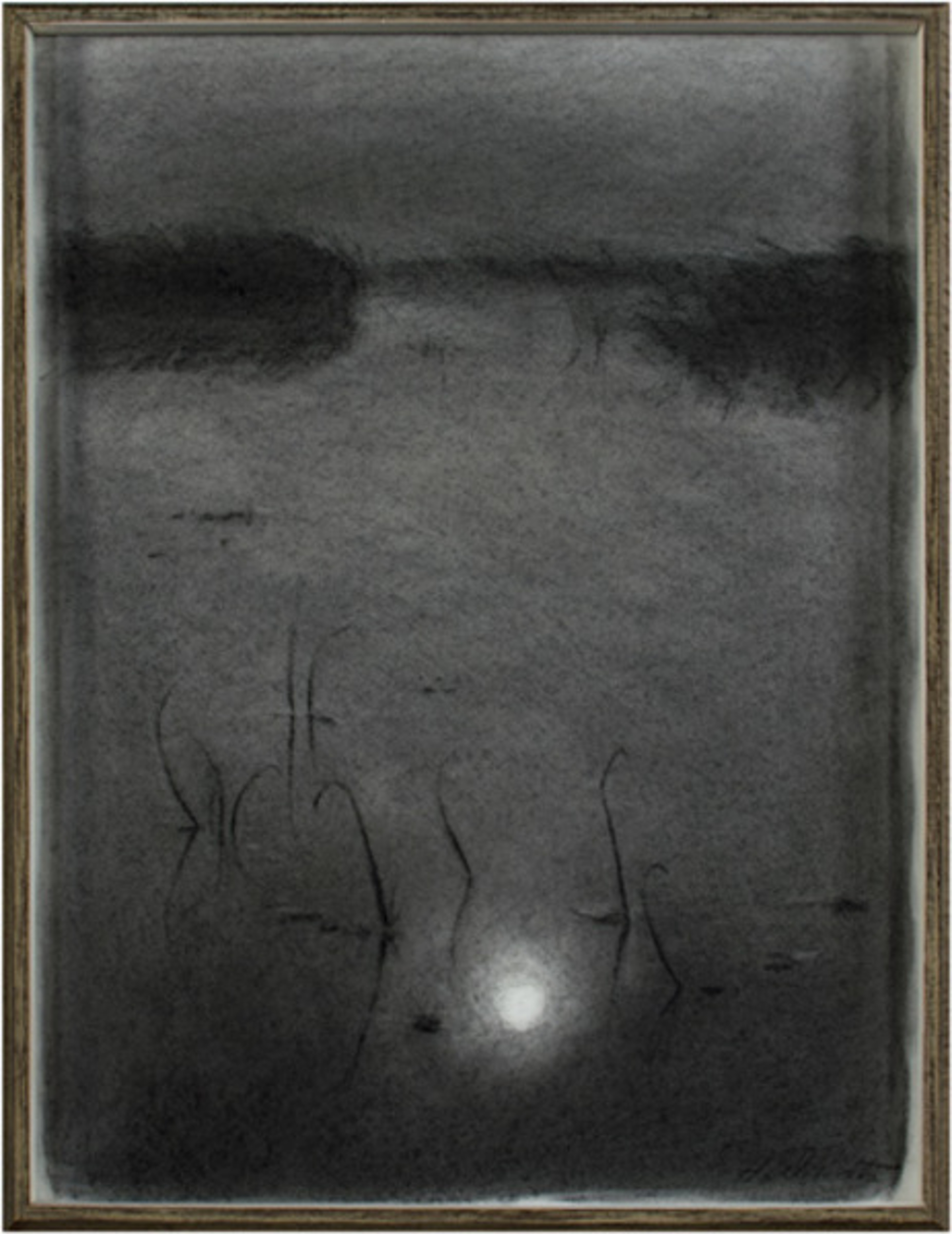 Morning Mist, signed by Howard Schroedter