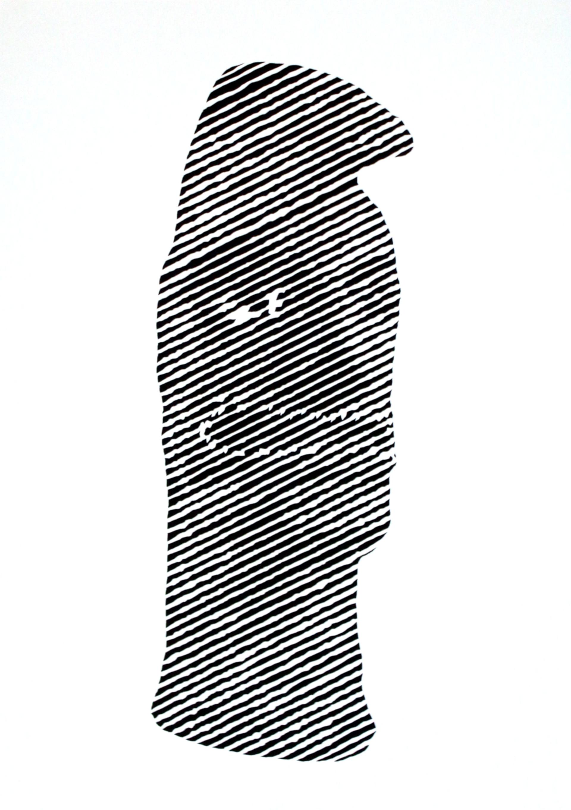 Akua Hulu Manu/Feathered God #1 by Ian Kuali'i