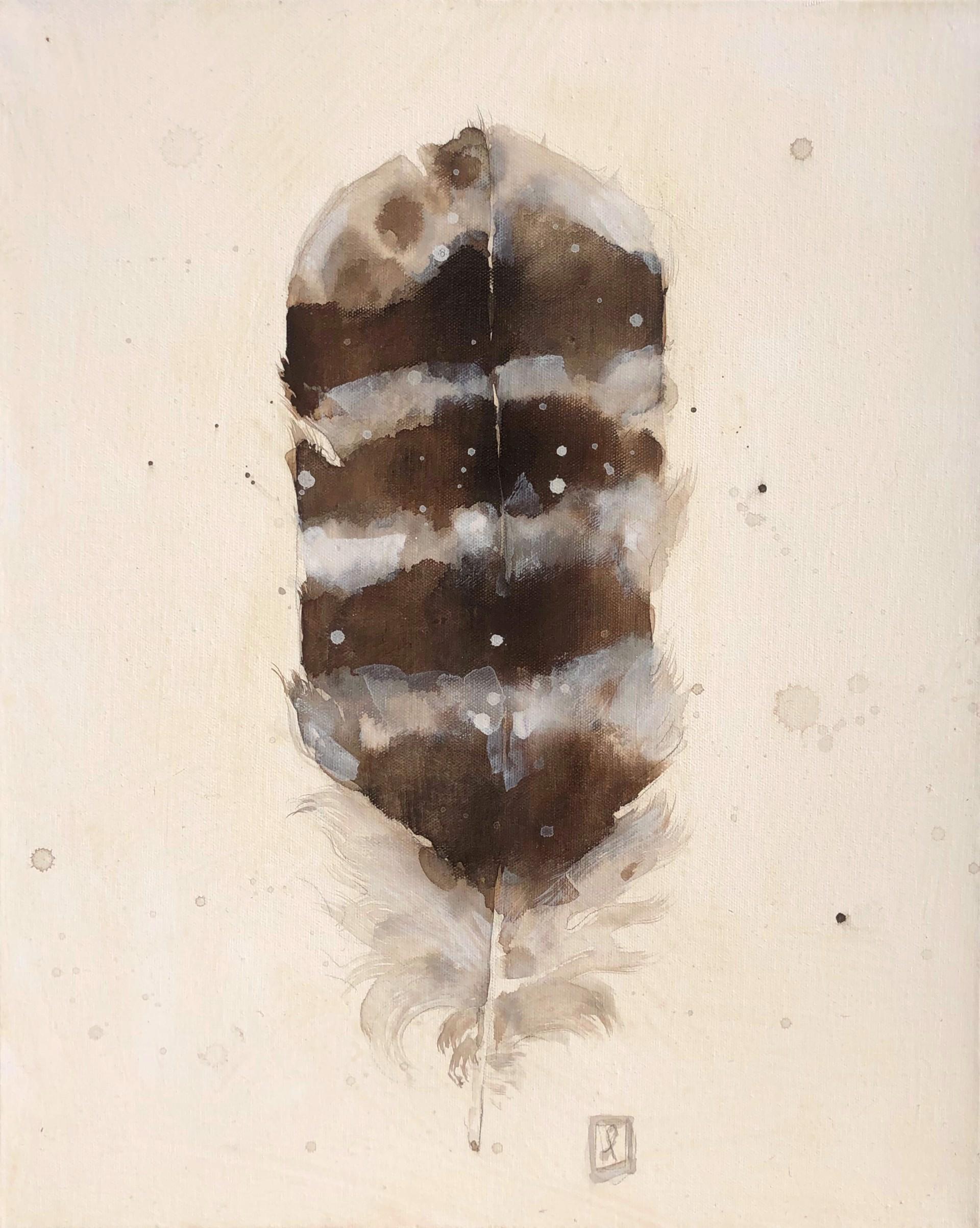 Frayed Pinion I by Laura Roebuck