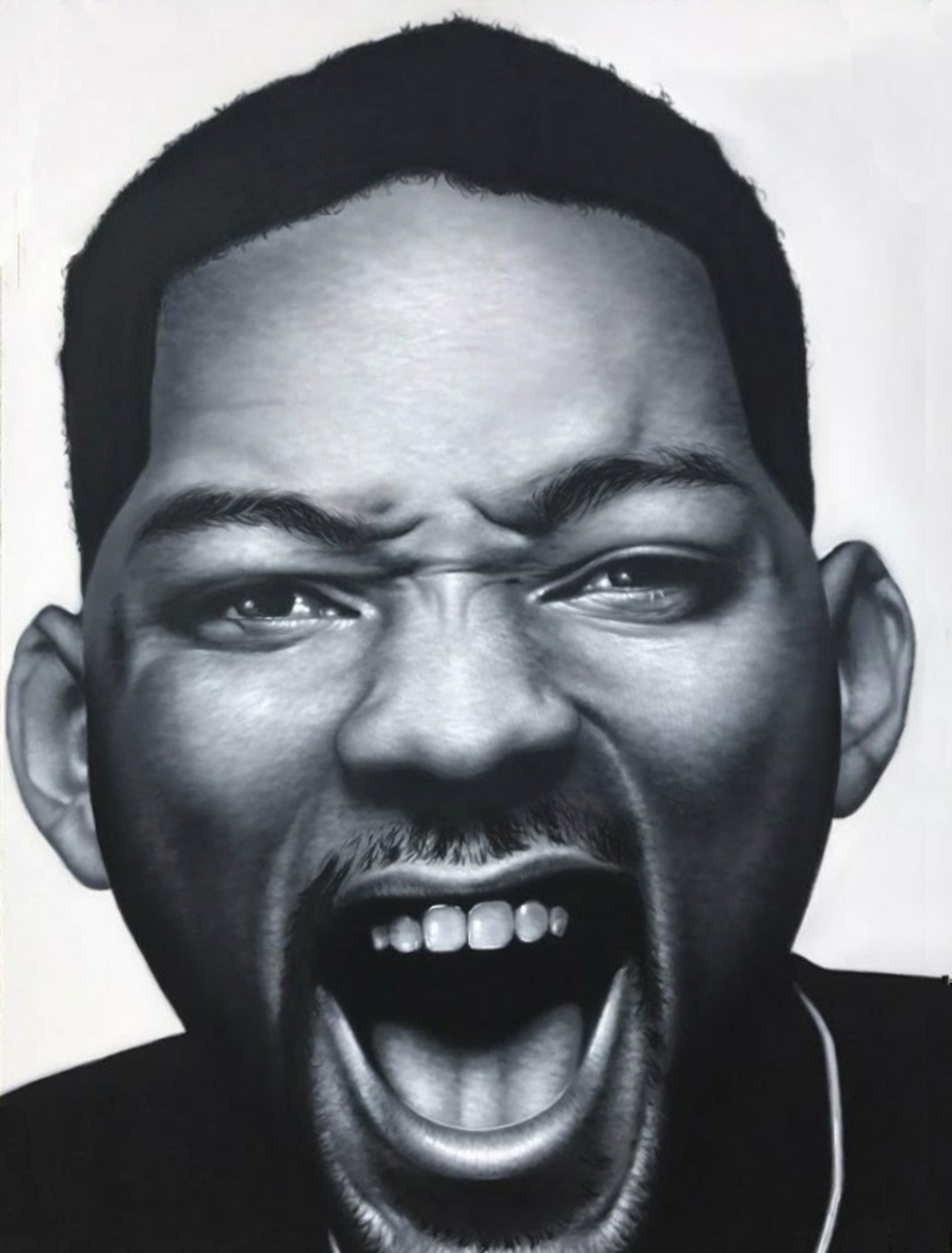 """""""Celebrity Series"""" Will Smith by Ismed Rizal"""