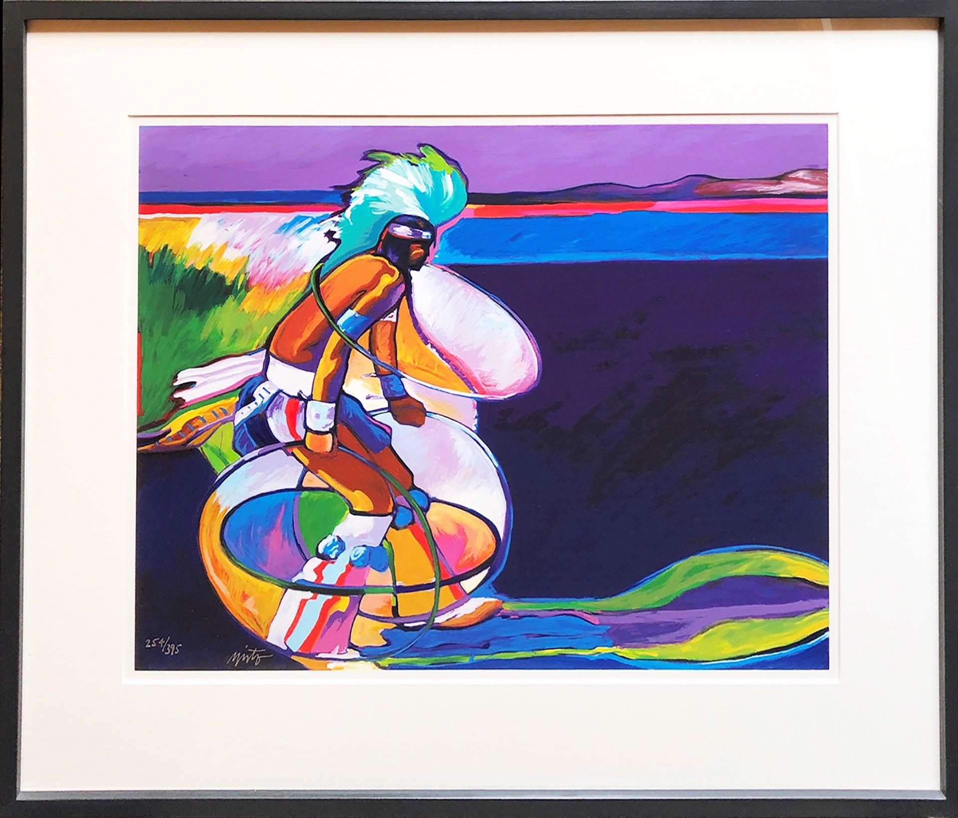 Hoop Dancers by John Nieto