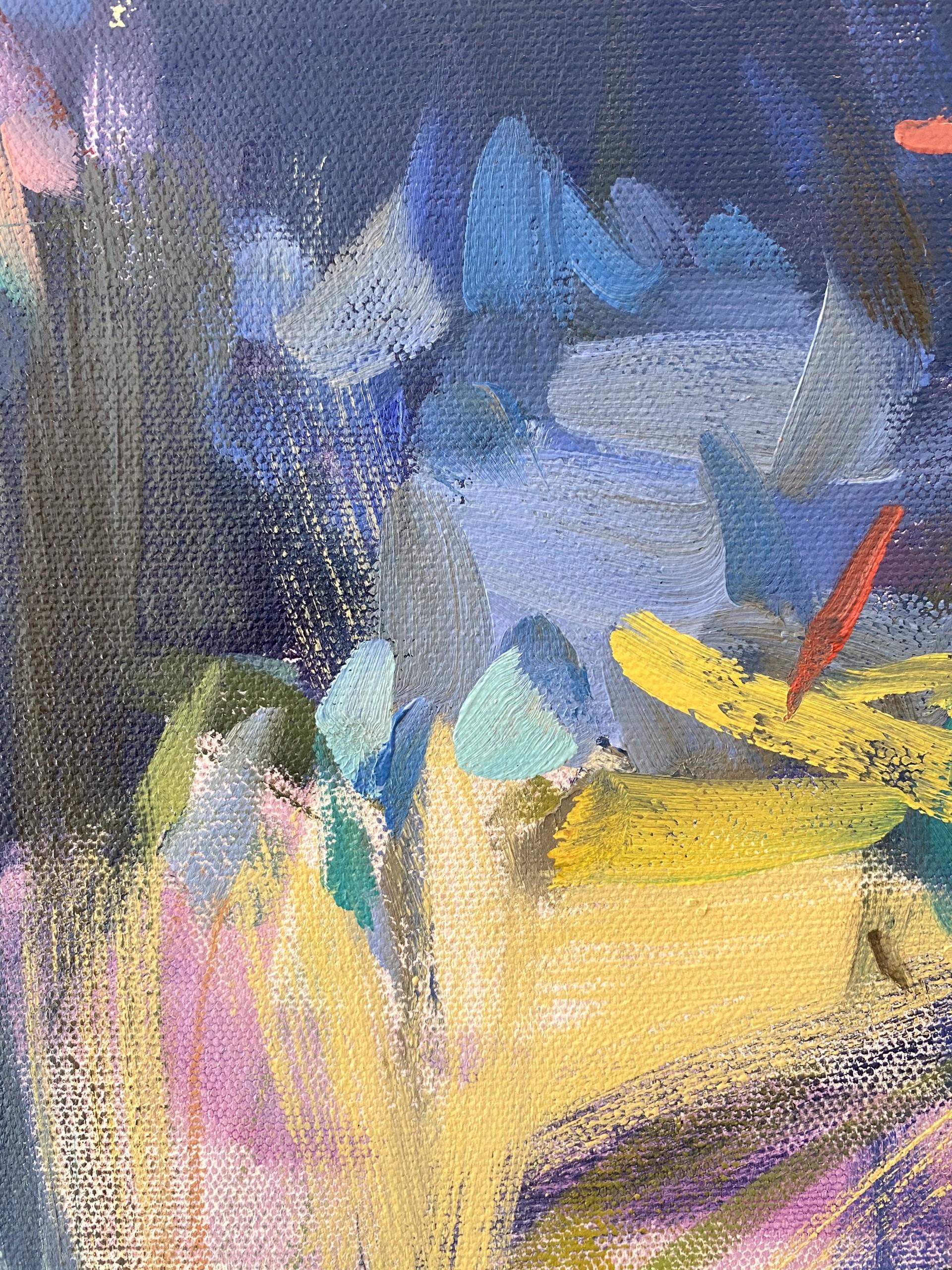Petal Confetti, III by Marissa Vogl