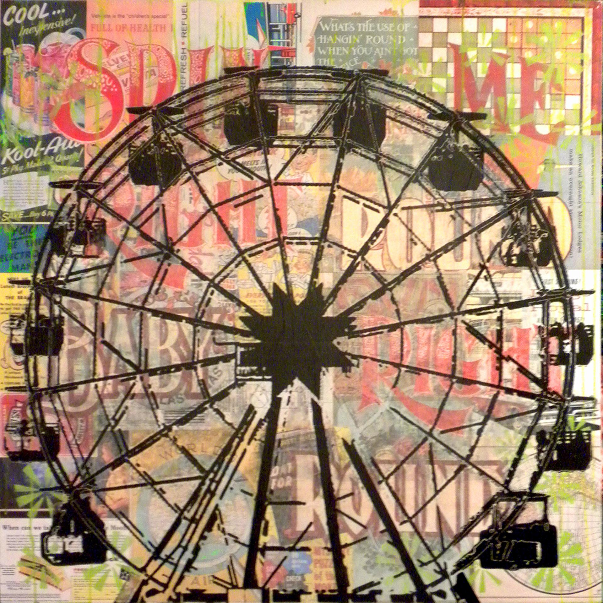 spin me by Tamara Ruiz