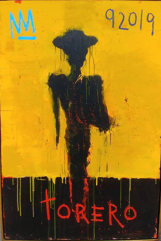 Torero V by Michael Snodgrass