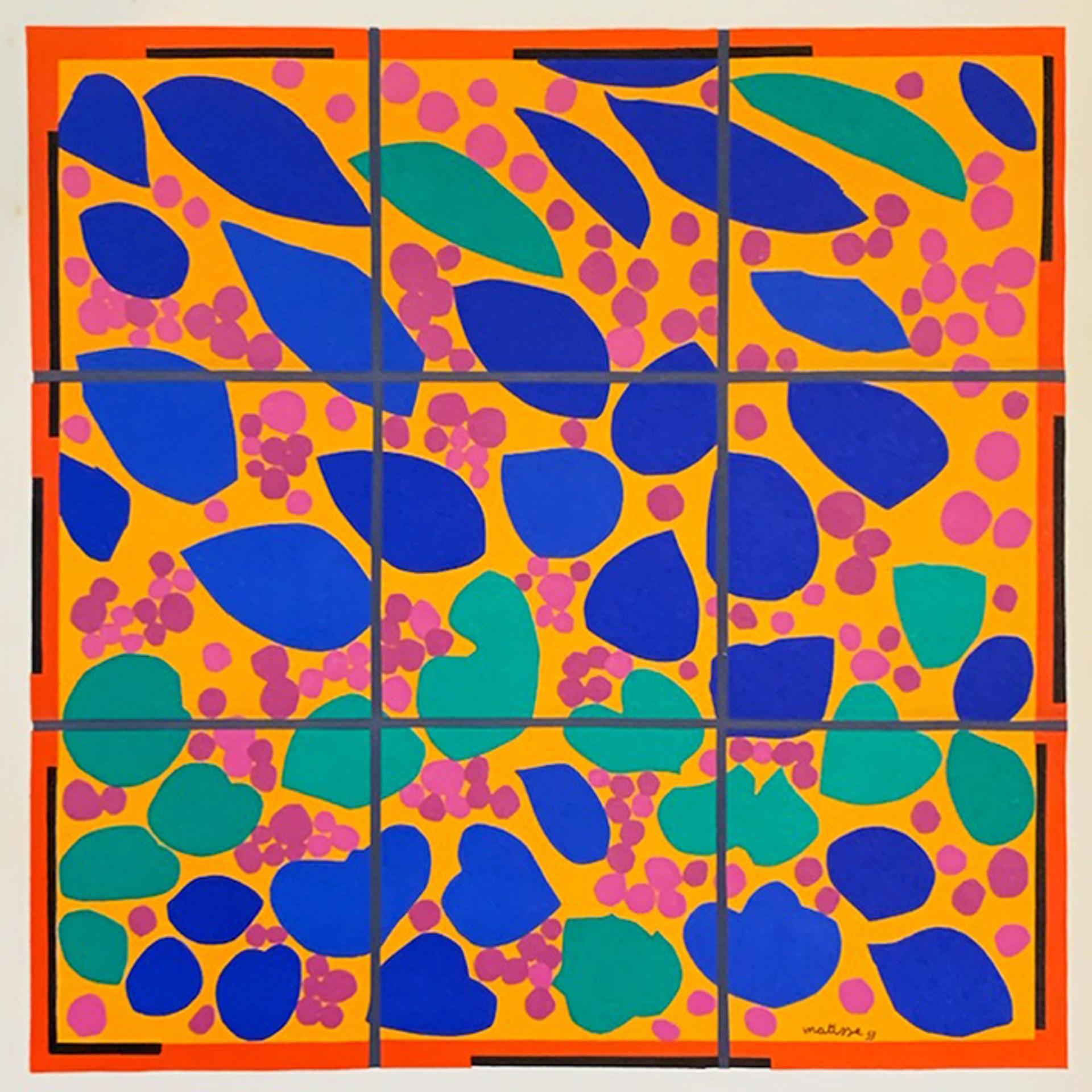 Lierre en fleur by Henri Matisse (1869 - 1954)