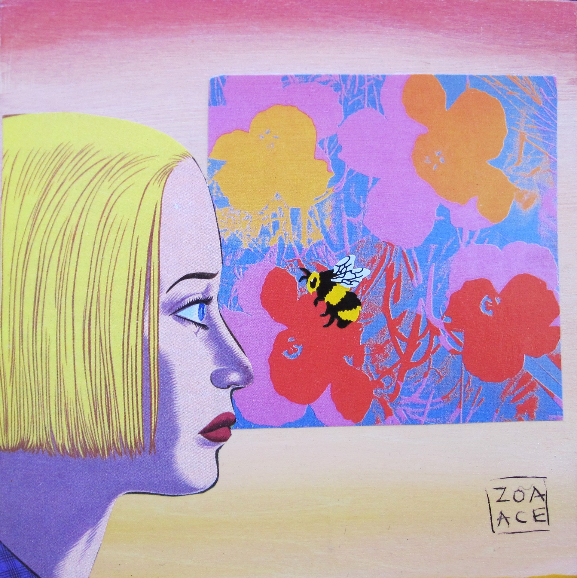 Let It Bee by Zoa Ace