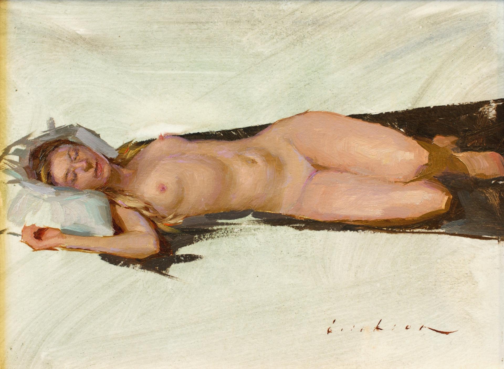 Reclining Nude by Cody Erickson