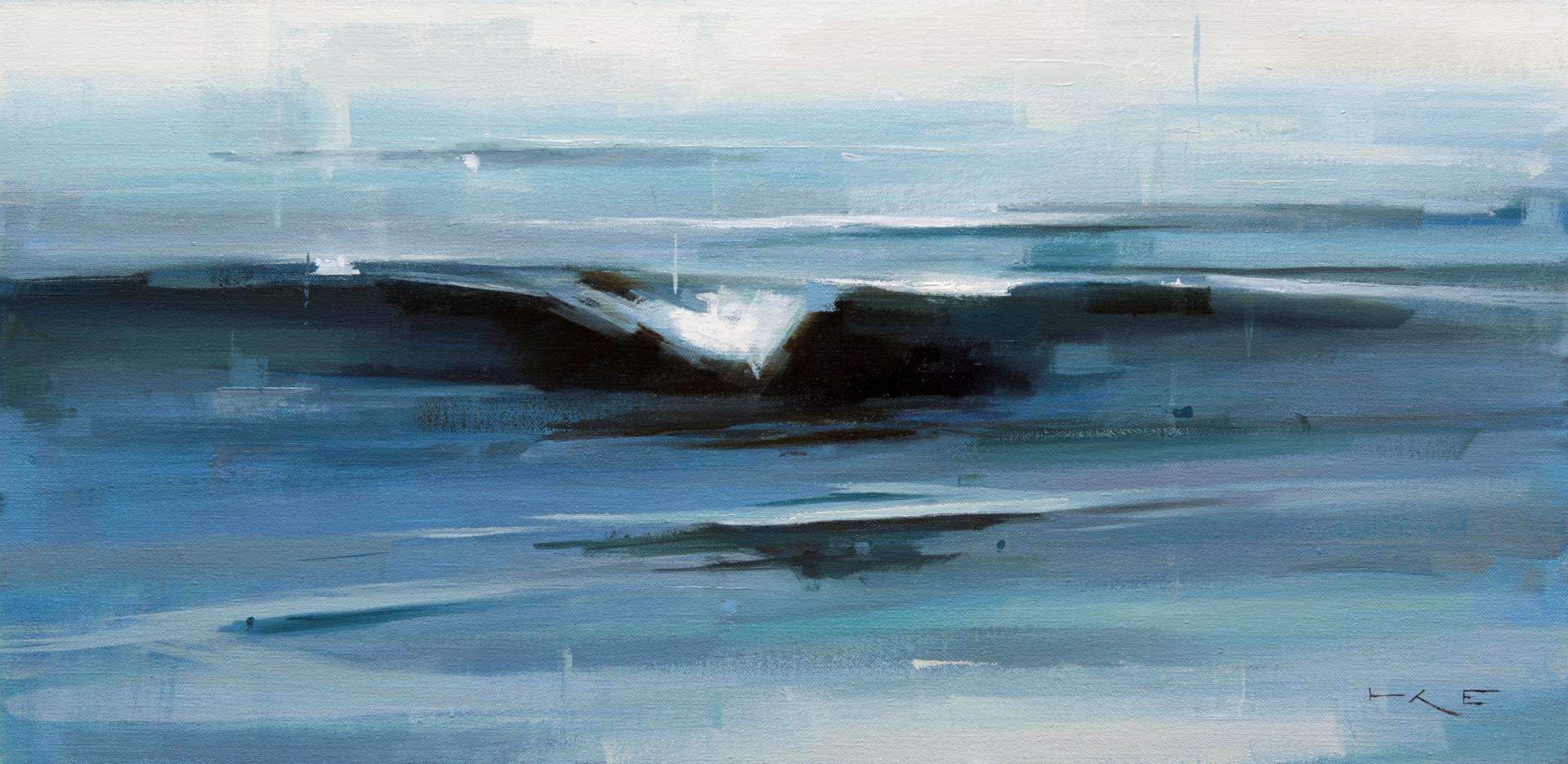 Waves II by Thorgrimur Einarsson
