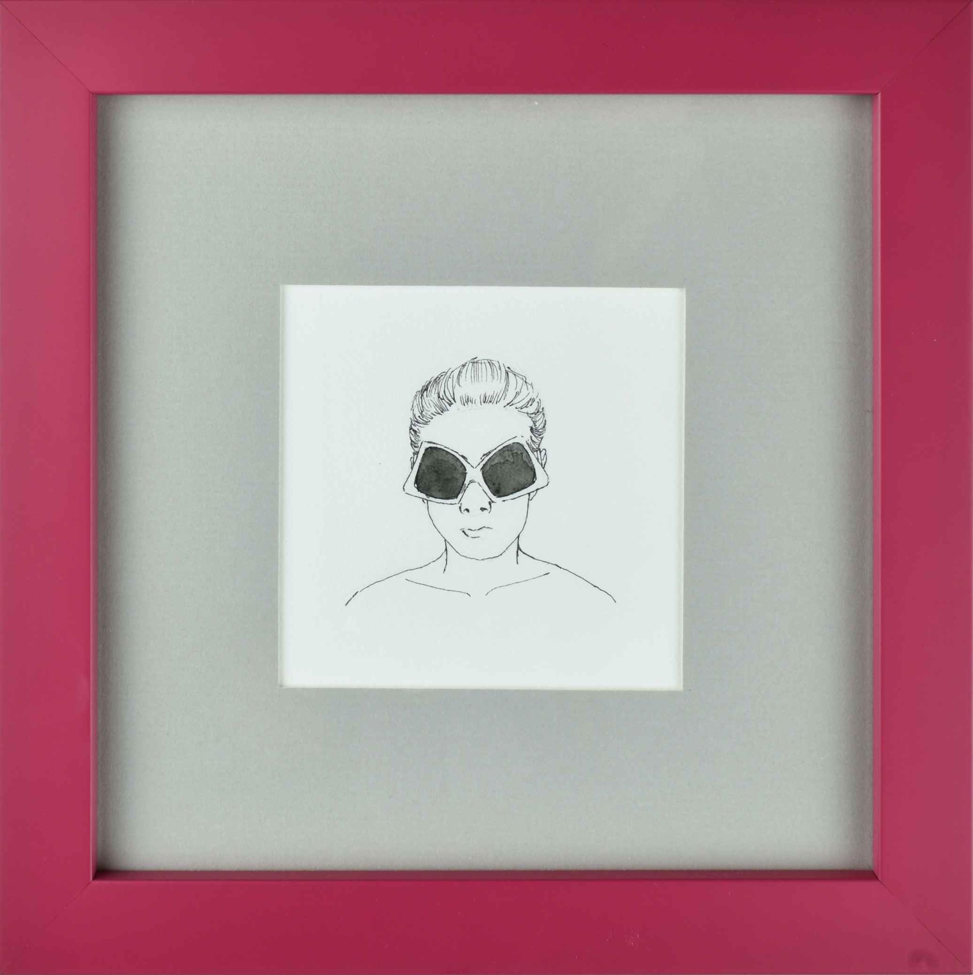Sunglasses 3 by Jill Hakala