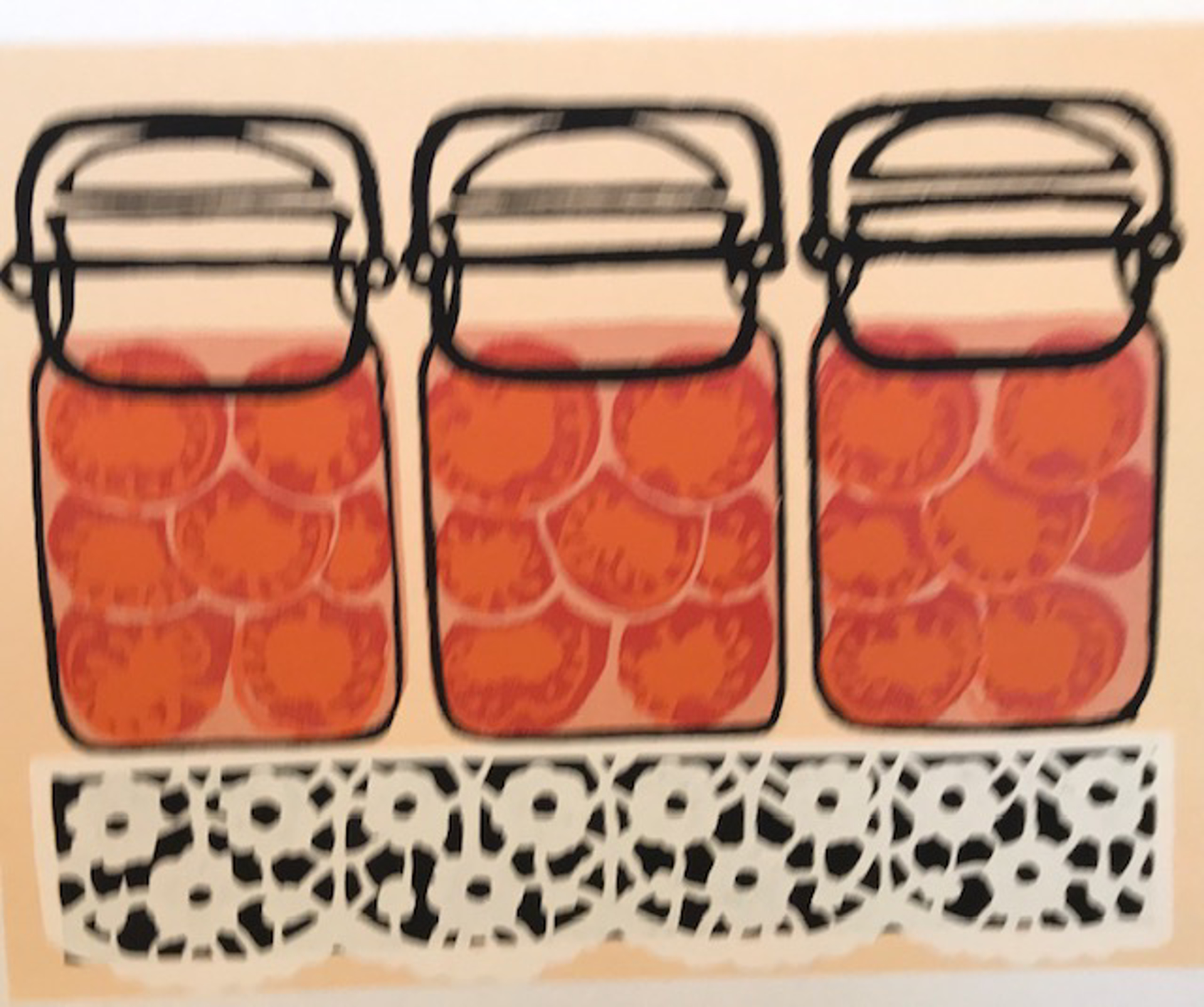 Tomatoes by Judith Welk