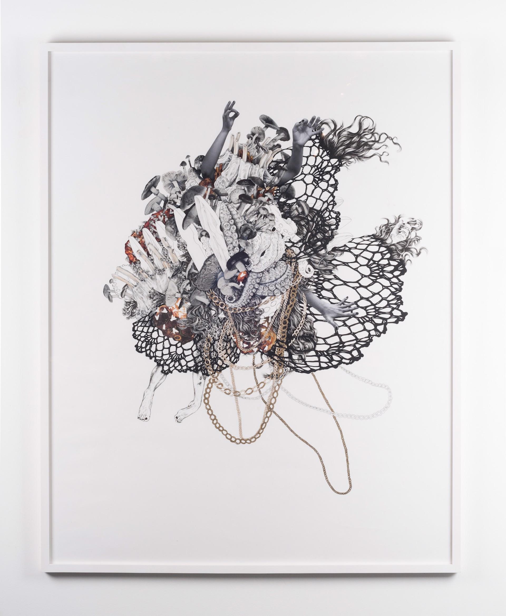 Untitled (9 chainz) by Morgan Rosskopf