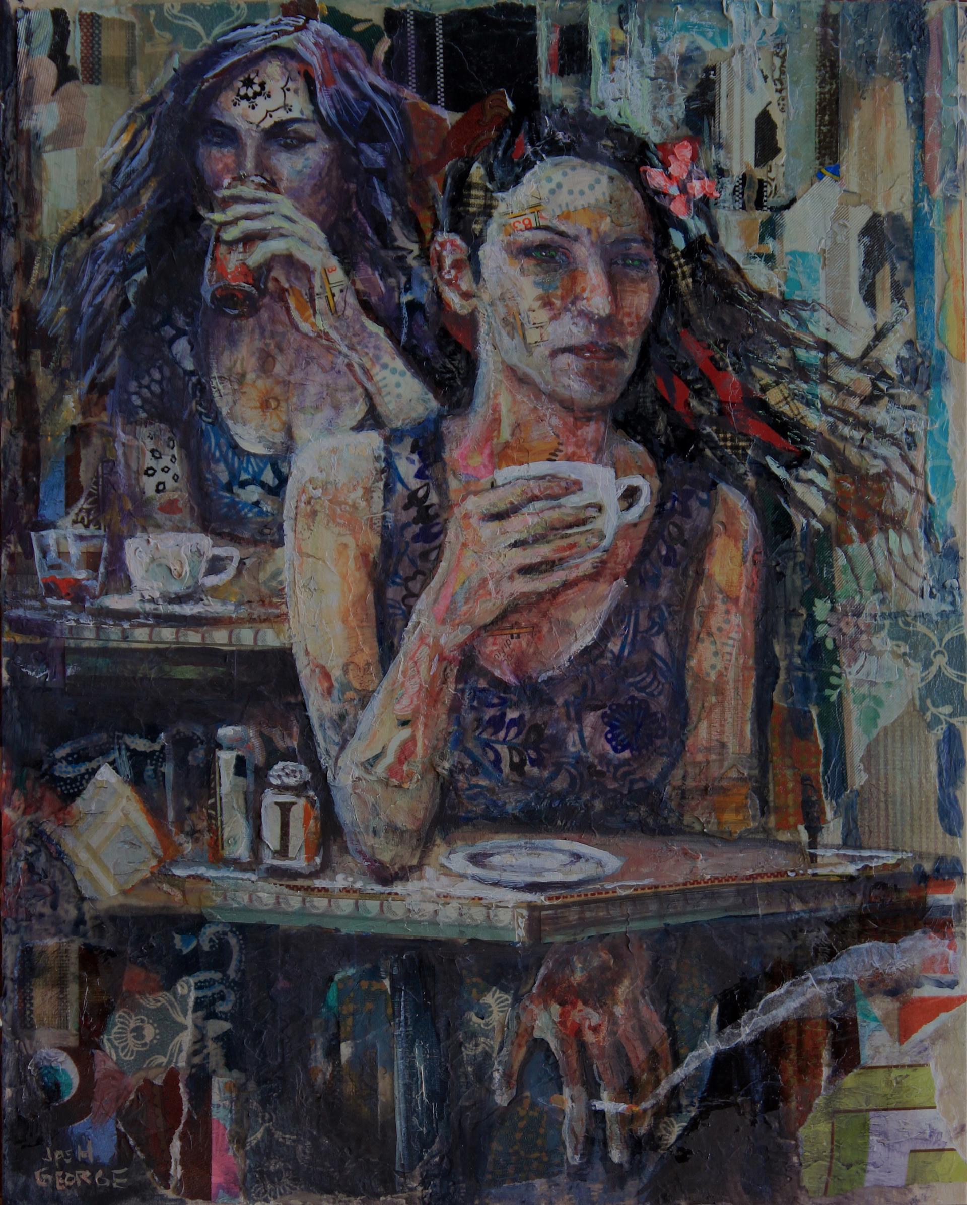 coffee lilies by Josh George