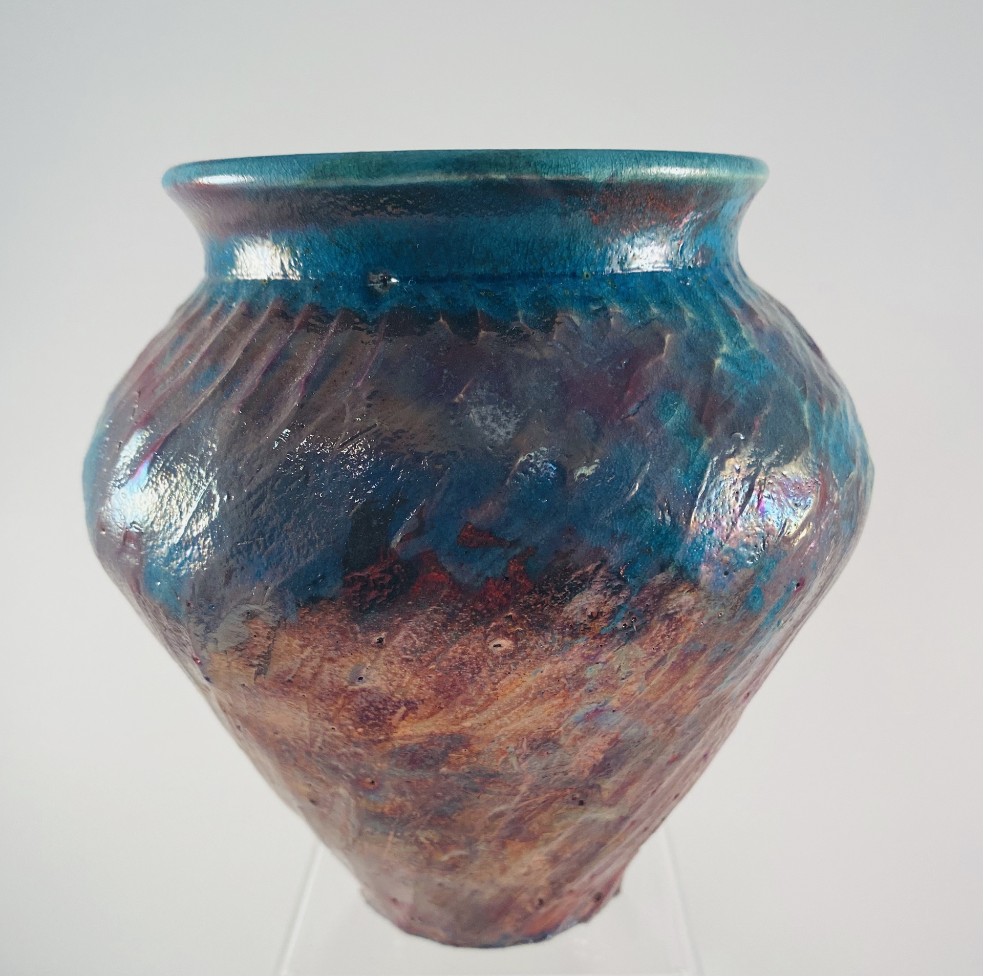 Pottery Vessel #102 by Tim Tyler