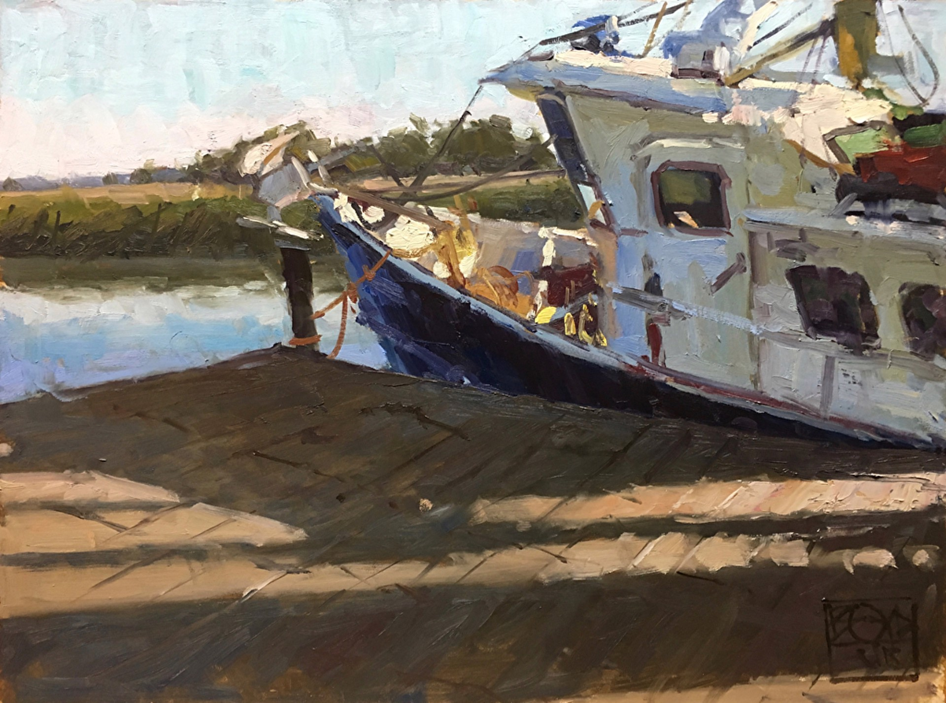 Riverside by R. David Boyd, Jr