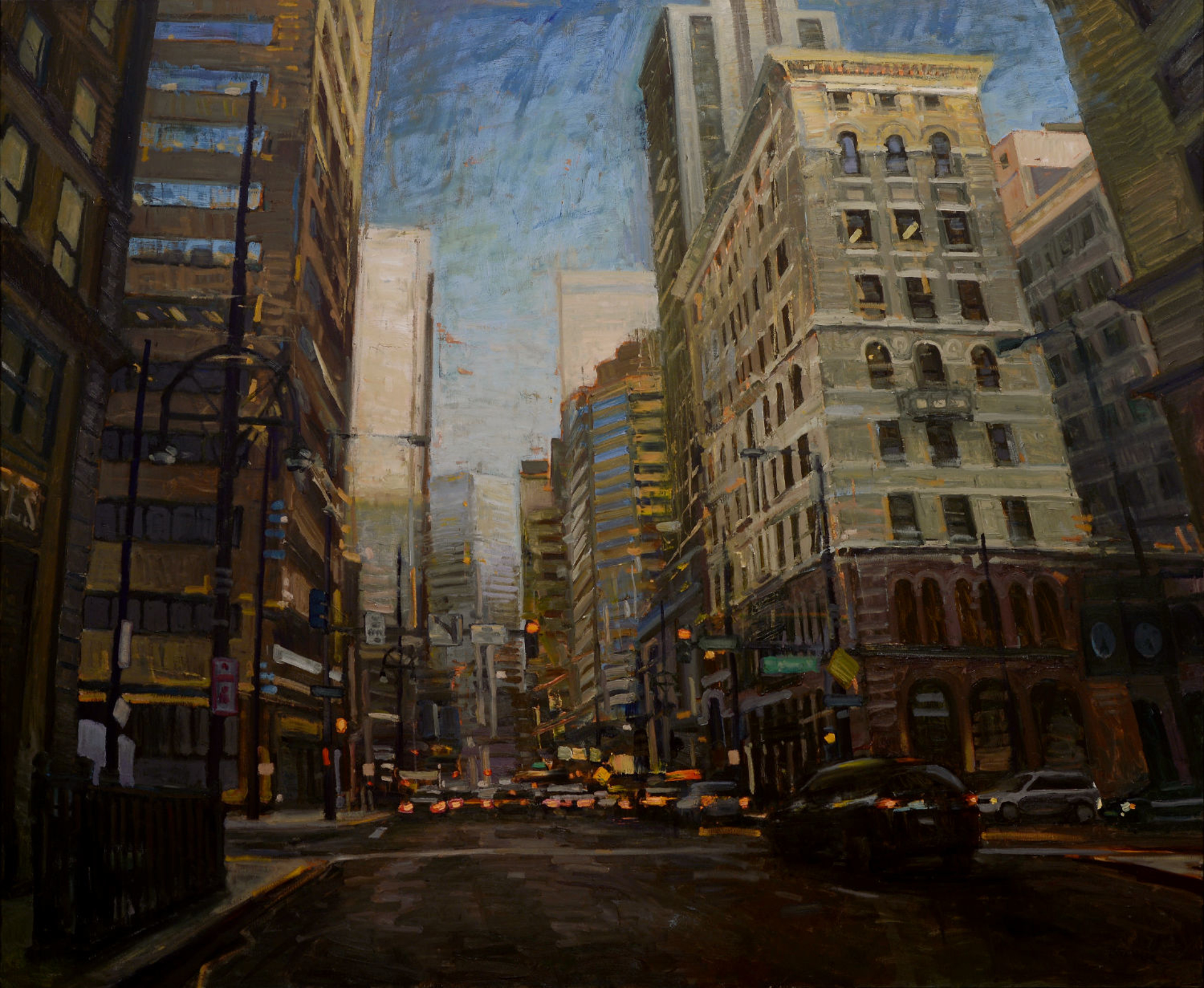 17th Street #12 by Jim Beckner
