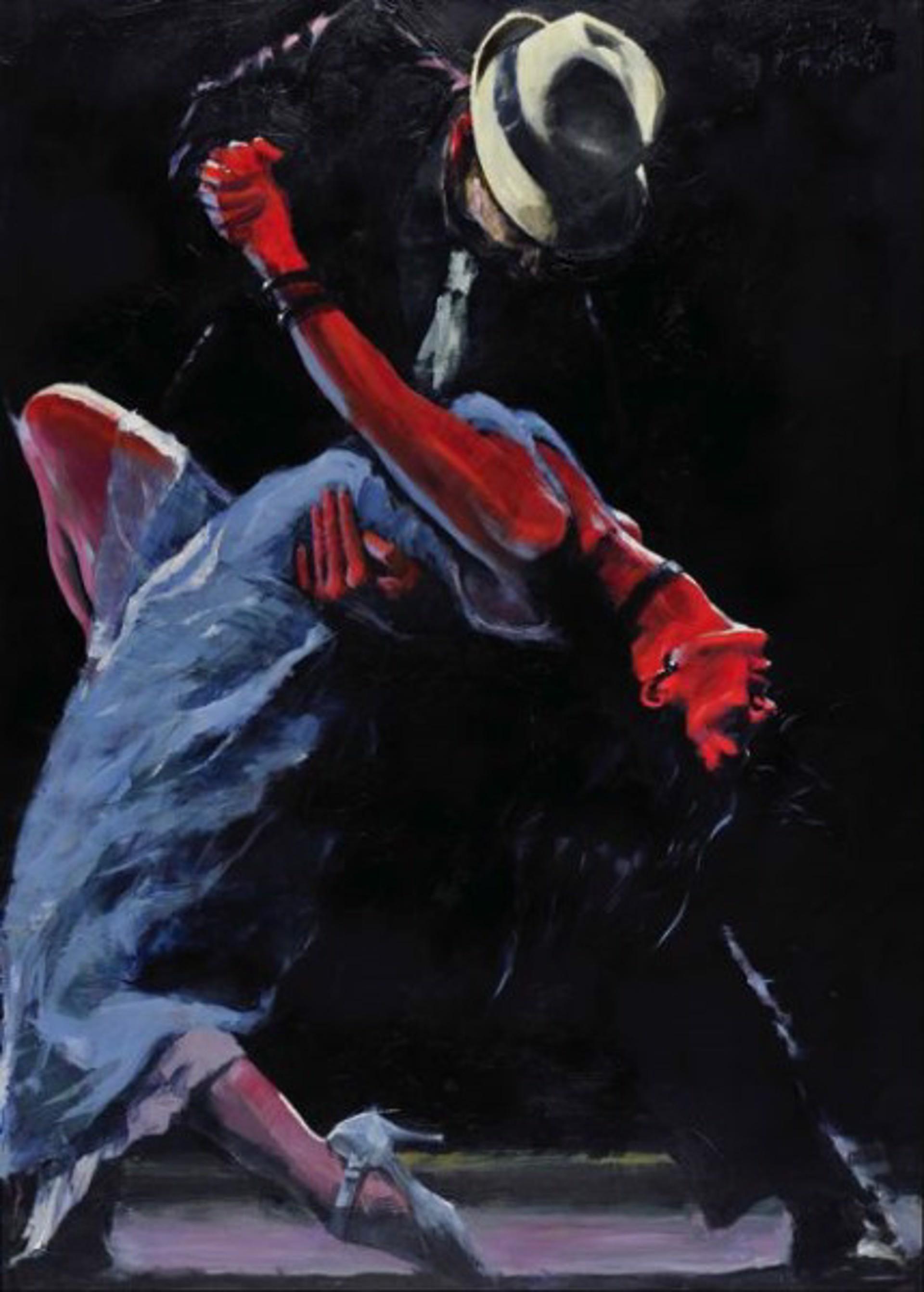 Tango Mio by Aldo Luongo