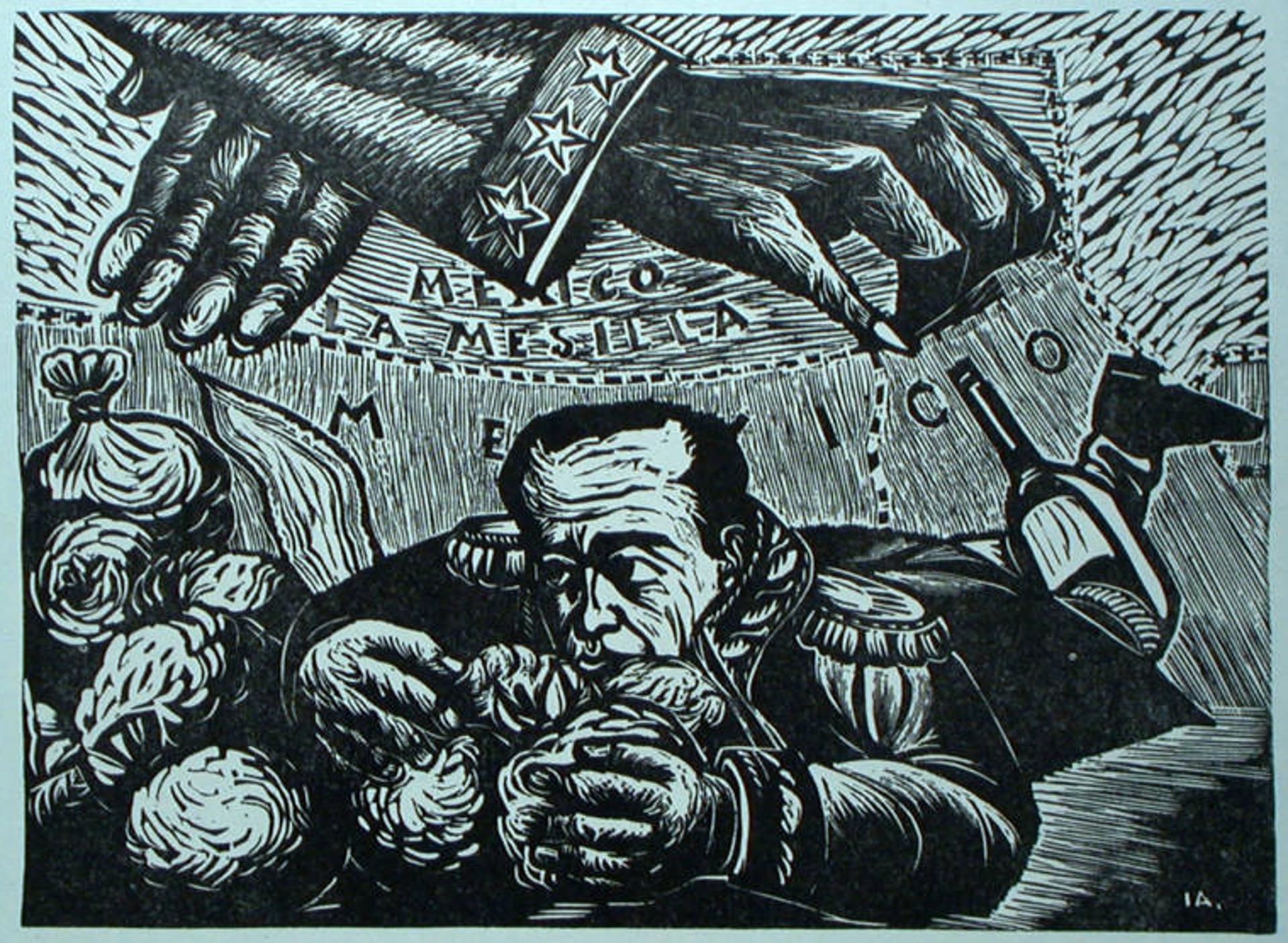La Mesilla by Ignacio Aguirre (1900 – 1990)
