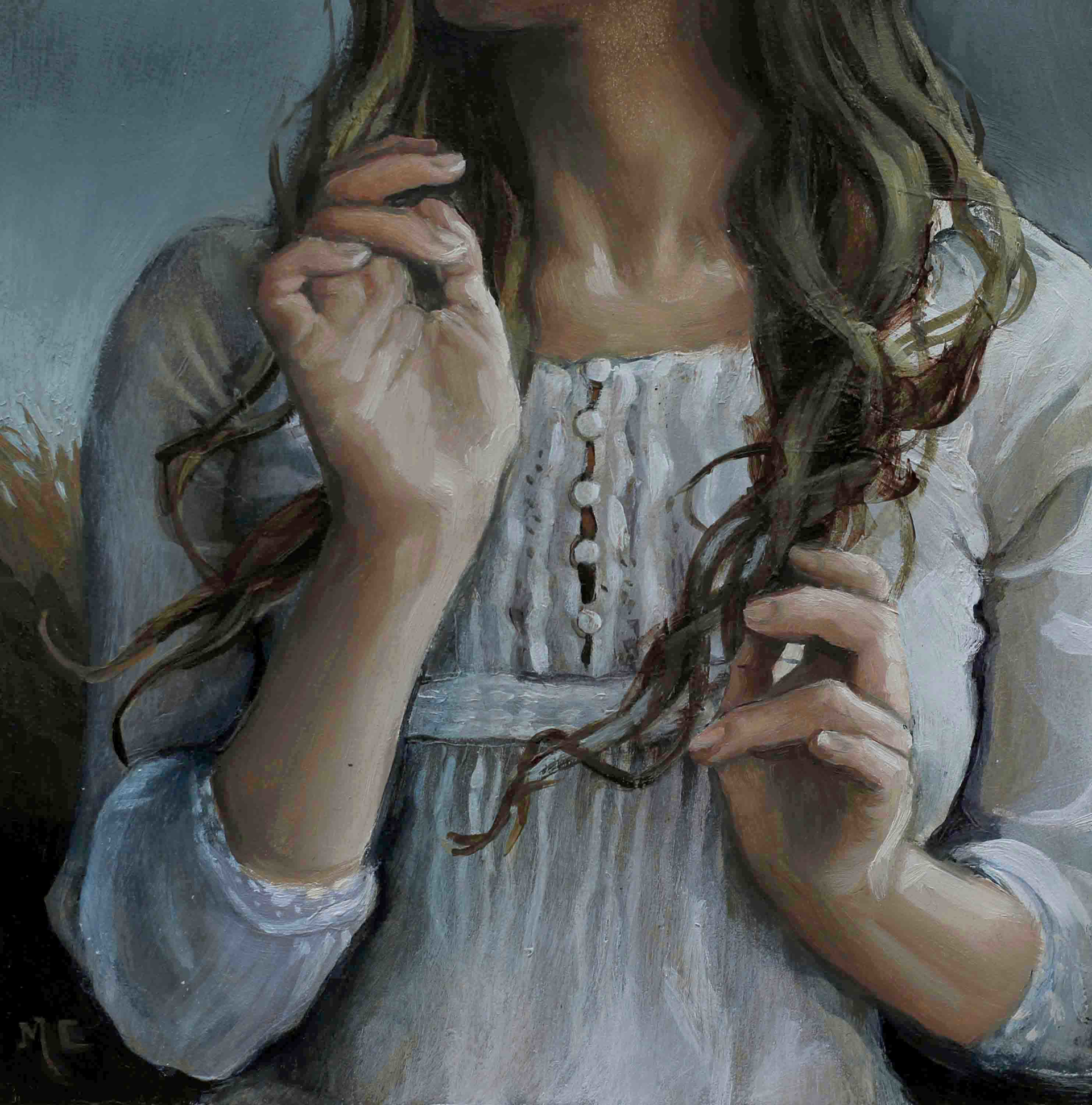 Southern Gothic No 3 by Mary Chiaramonte