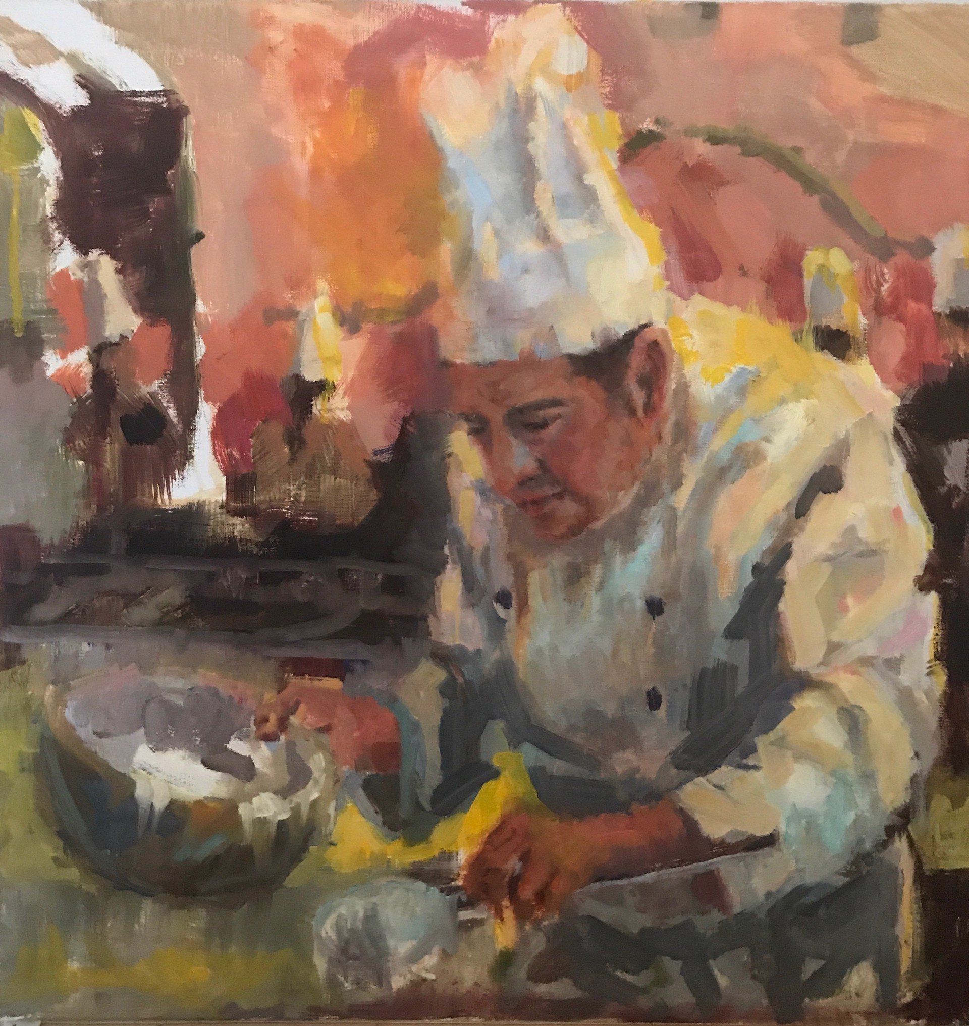 The Pastry Chef by Laurie Meyer
