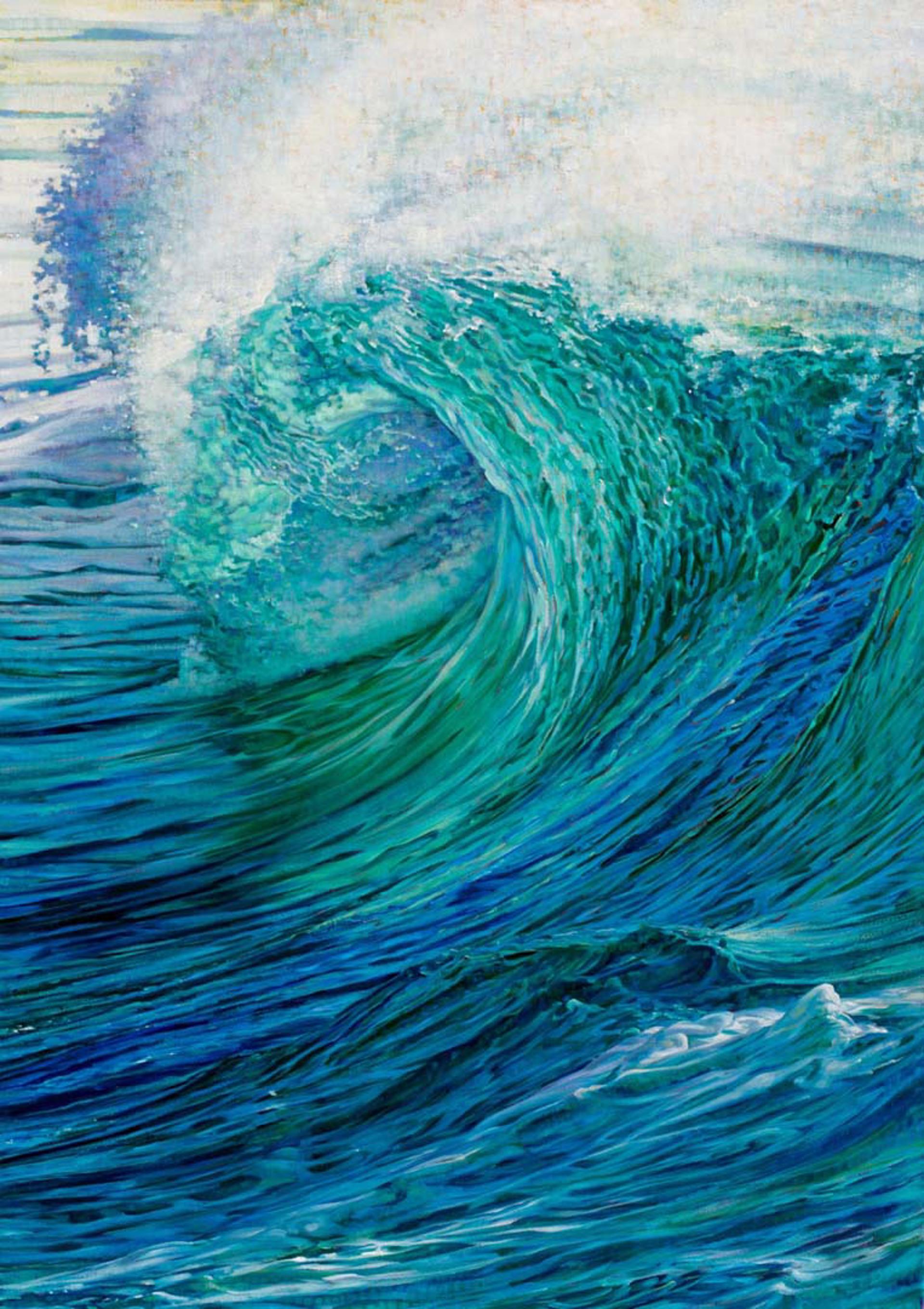 The Next Wave by Caroline Zimmermann