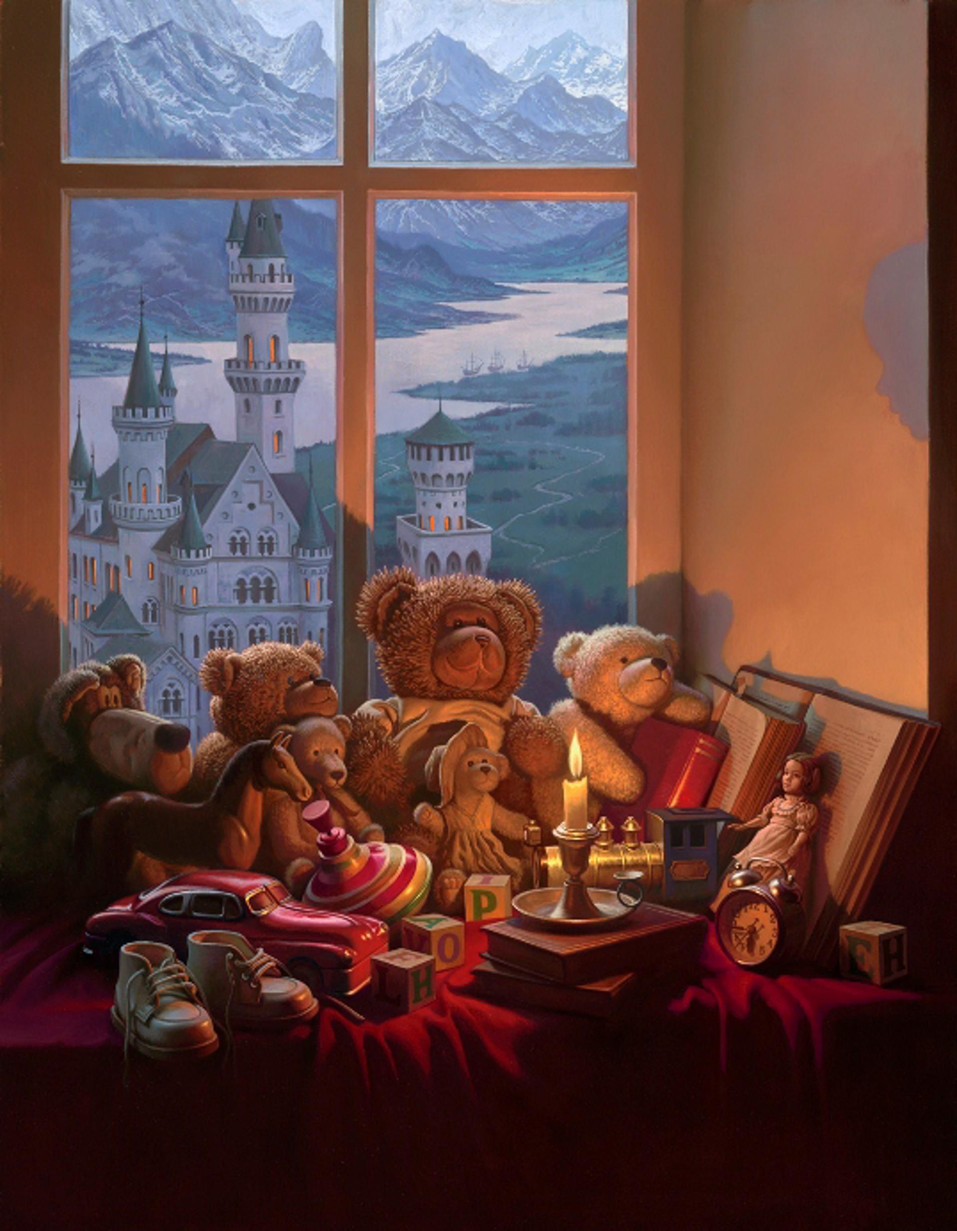 Through the Eyes of a Child by Alexei Butirskiy