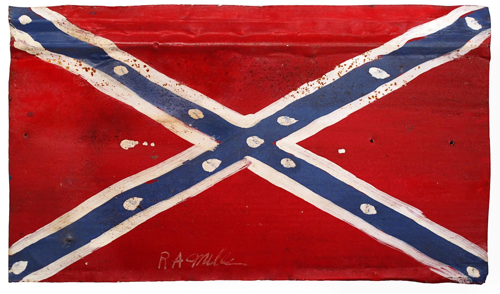 Rebel Flag by R.A. Miller