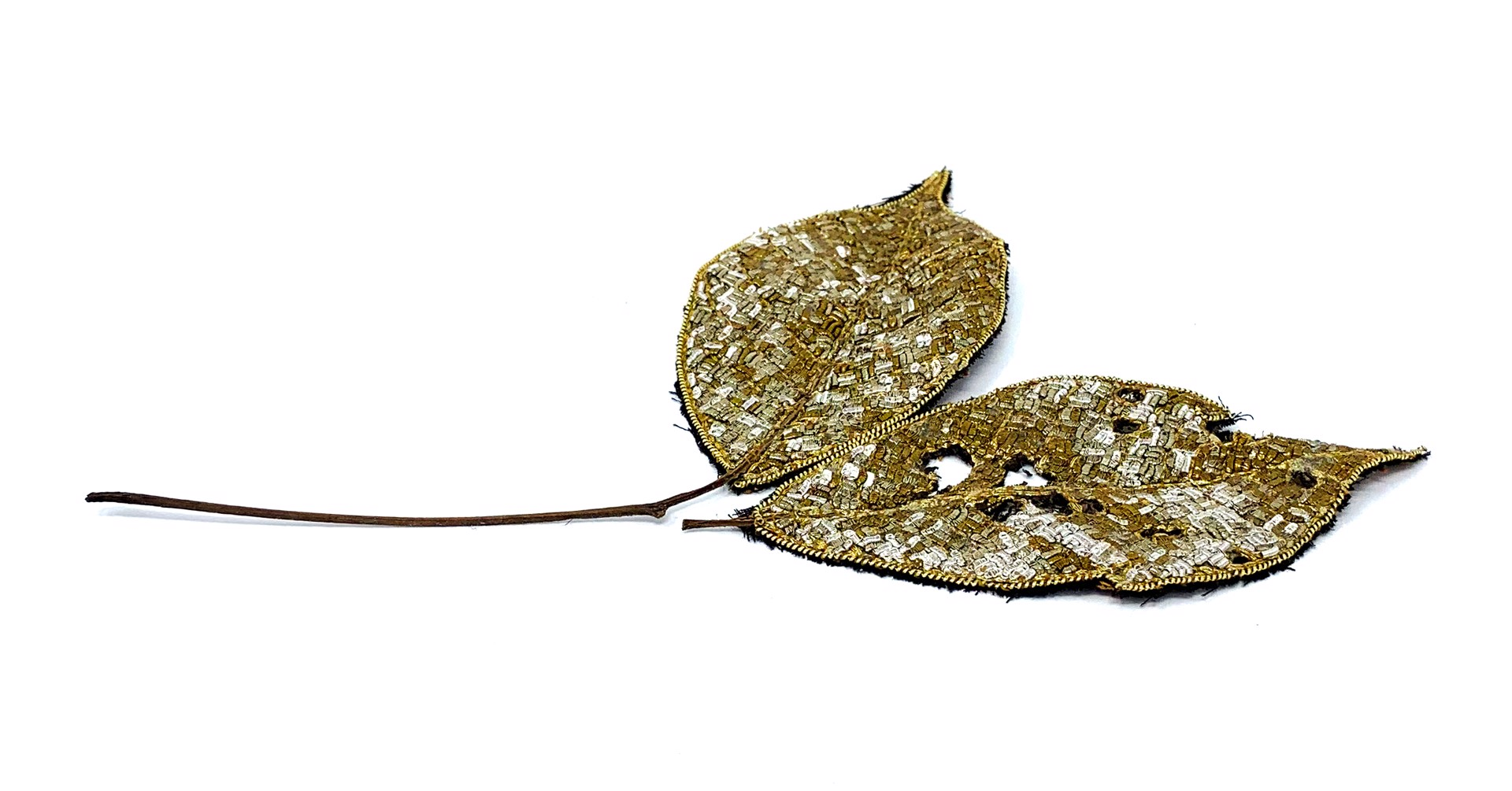 The Impermanence of Life: Acacia Leaves III by Tiao Nithakhong Somsanith