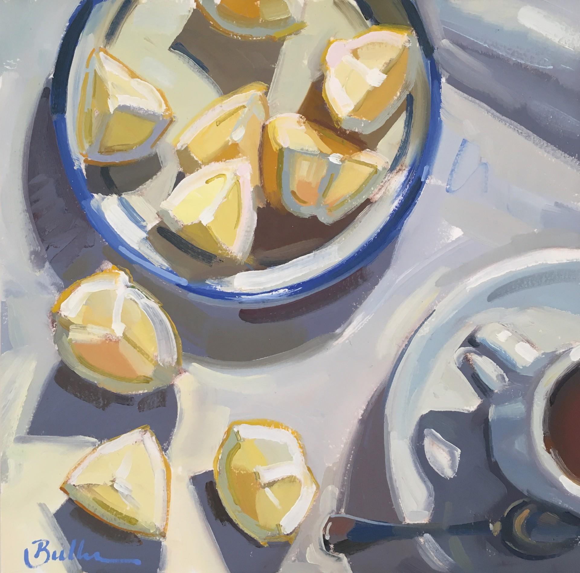 Tea and Lemon by Samantha Buller