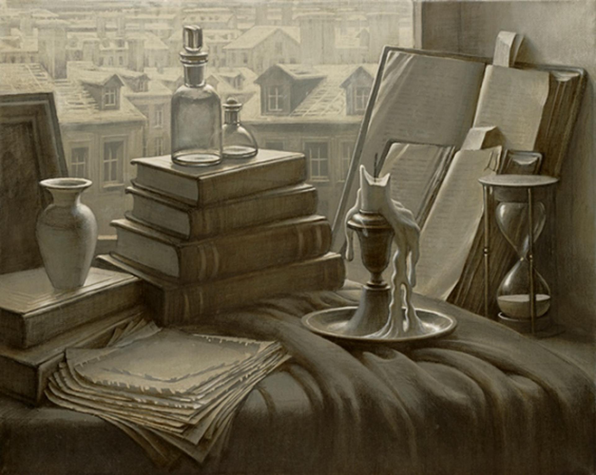 A Winter's Tale by Alexei Butirskiy