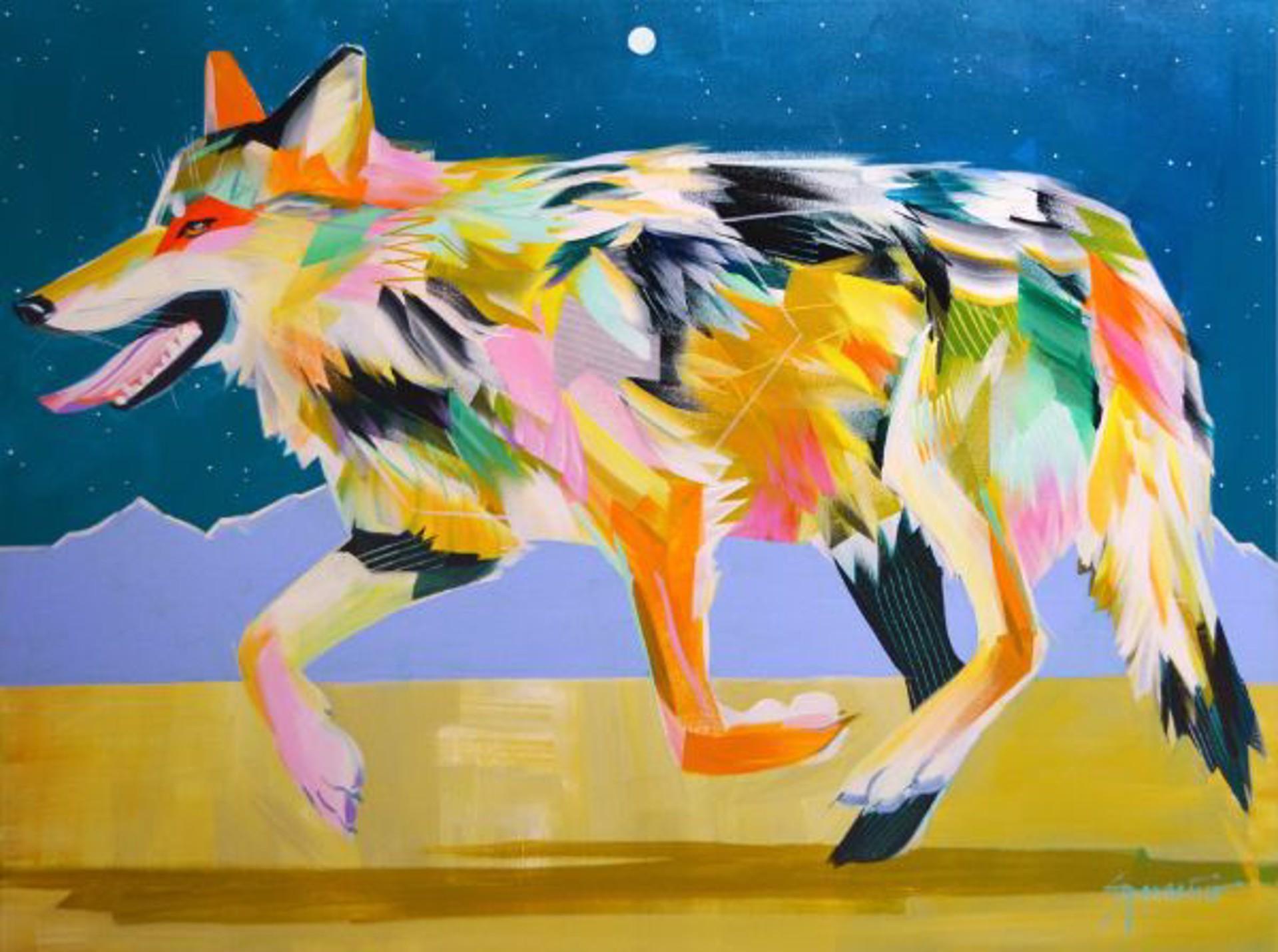 Huntress by JENNIFER SPARACINO