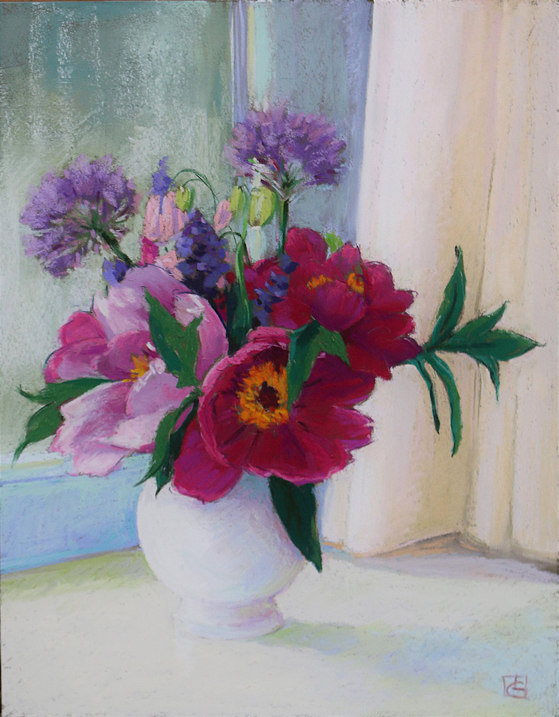 Pink Tulips by Lisa Gleim